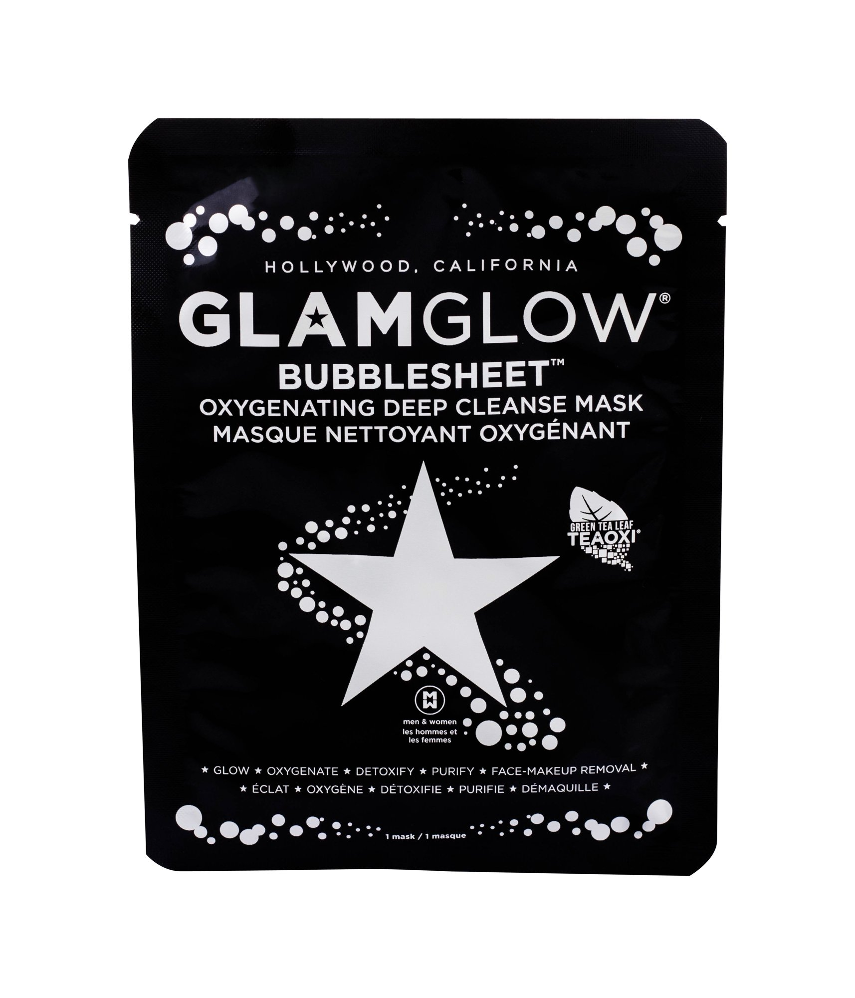 Glam Glow Bubblesheet Face Mask 1ml