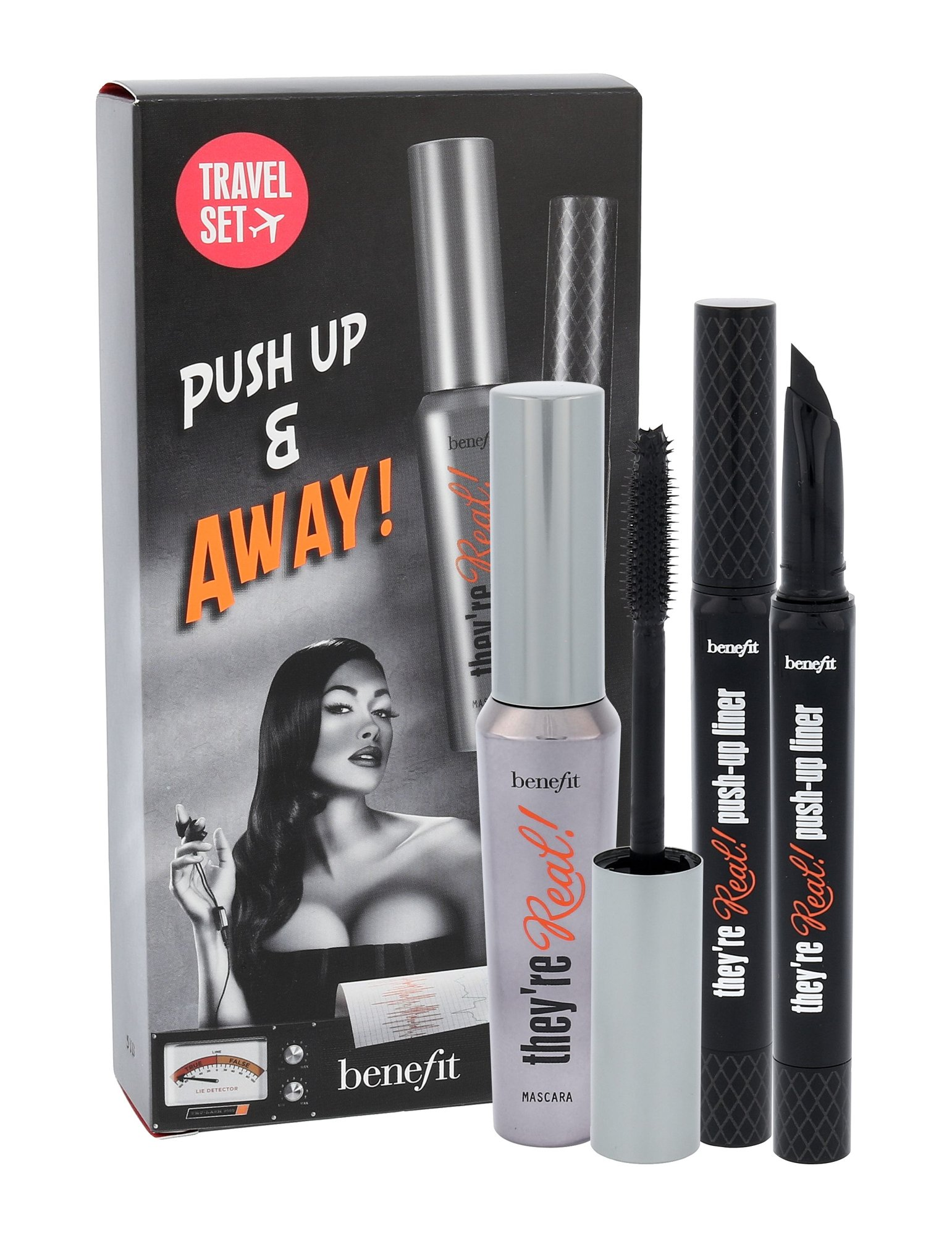 Benefit They´re Real! Mascara 8,5ml Black