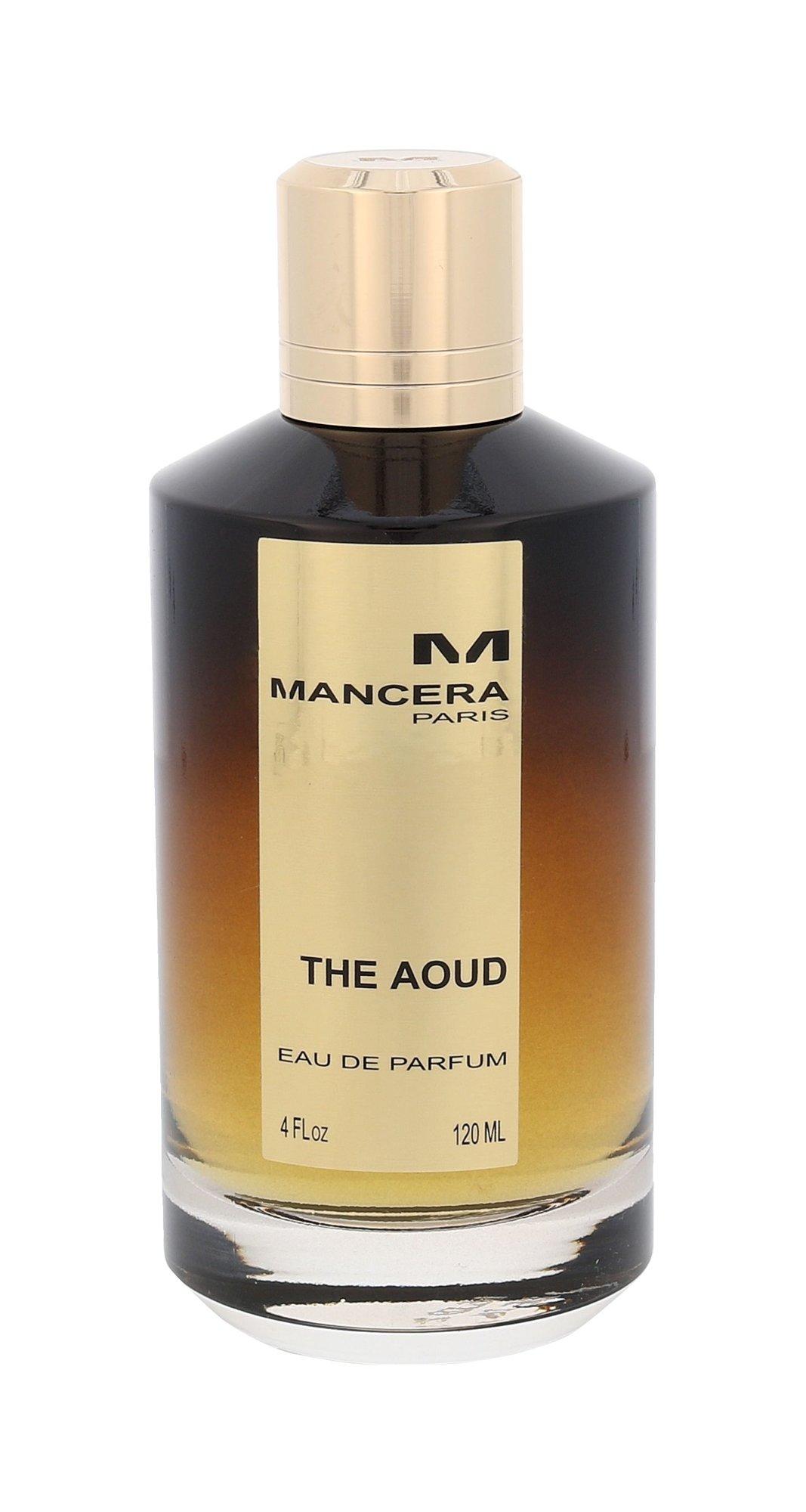 MANCERA The Aoud Eau de Parfum 120ml