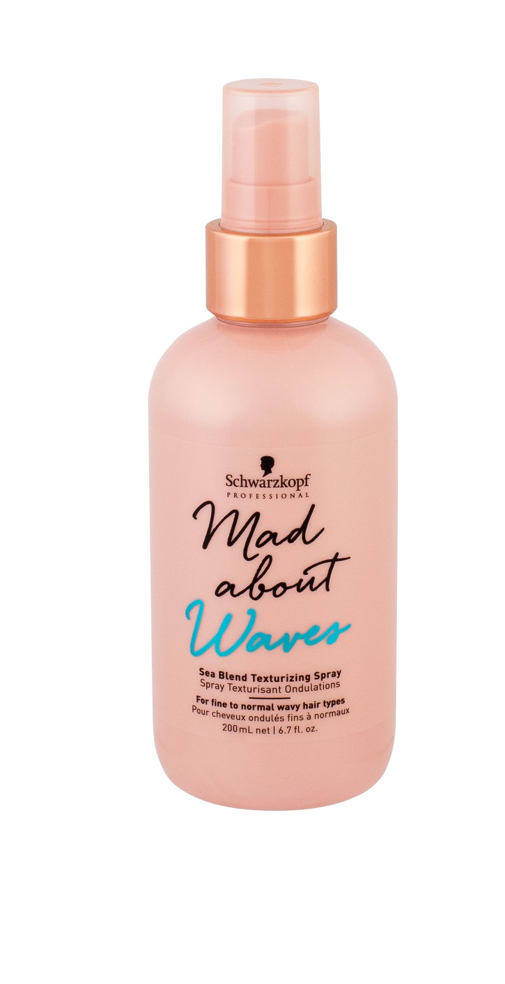 Schwarzkopf Mad About Waves Waves Styling 200ml