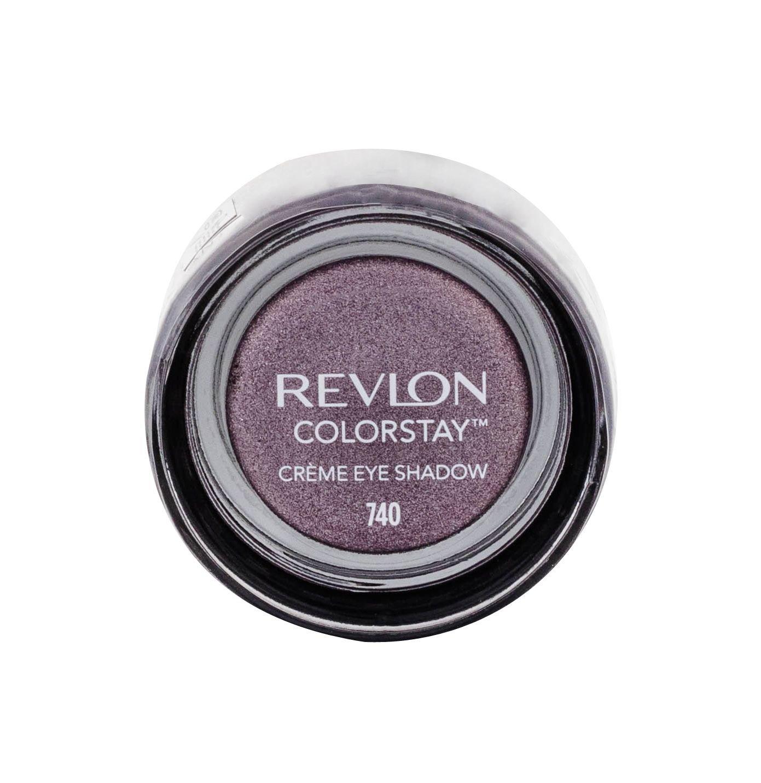 Revlon Colorstay Eye Shadow 5,2ml 740 Black Currant