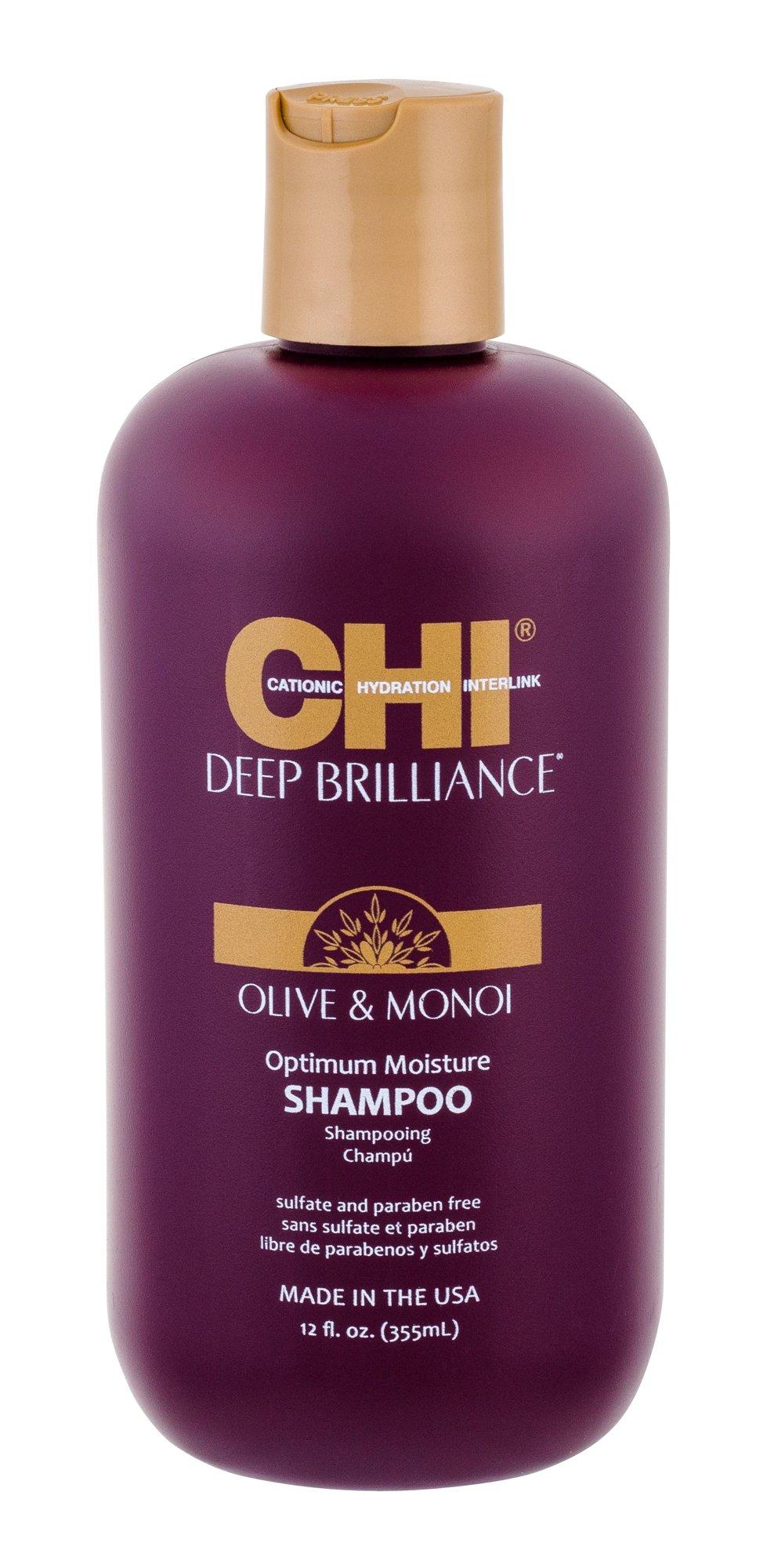 Farouk Systems CHI Deep Brilliance Shampoo 355ml