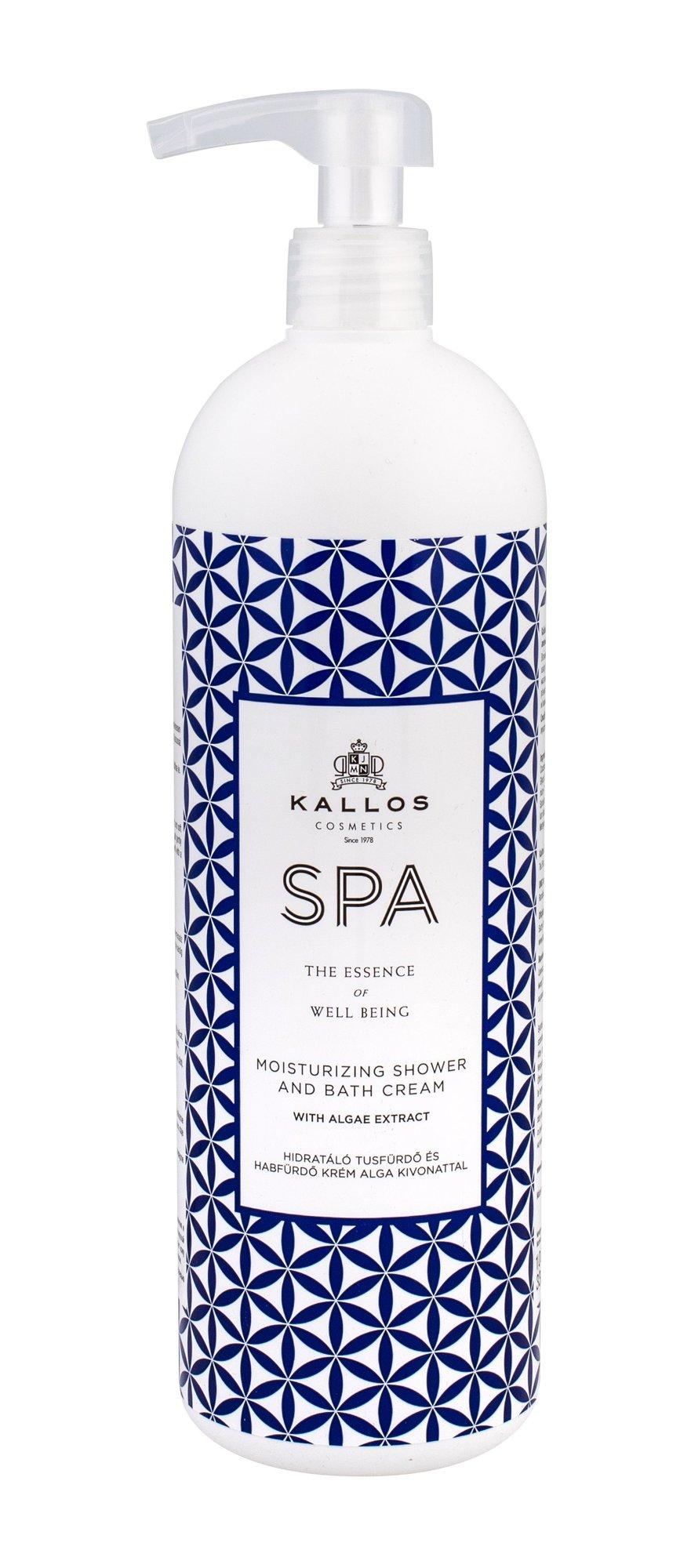 Kallos Cosmetics SPA Shower Cream 1000ml