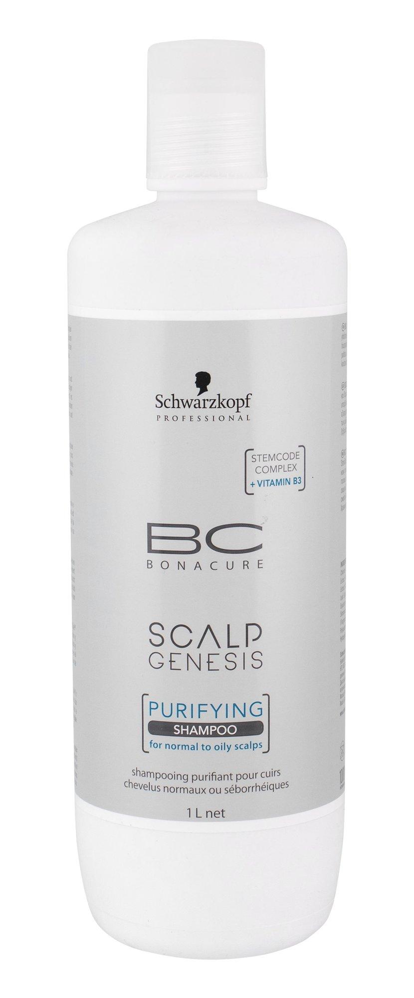 Šampūnas Schwarzkopf BC Bonacure Scalp Genesis