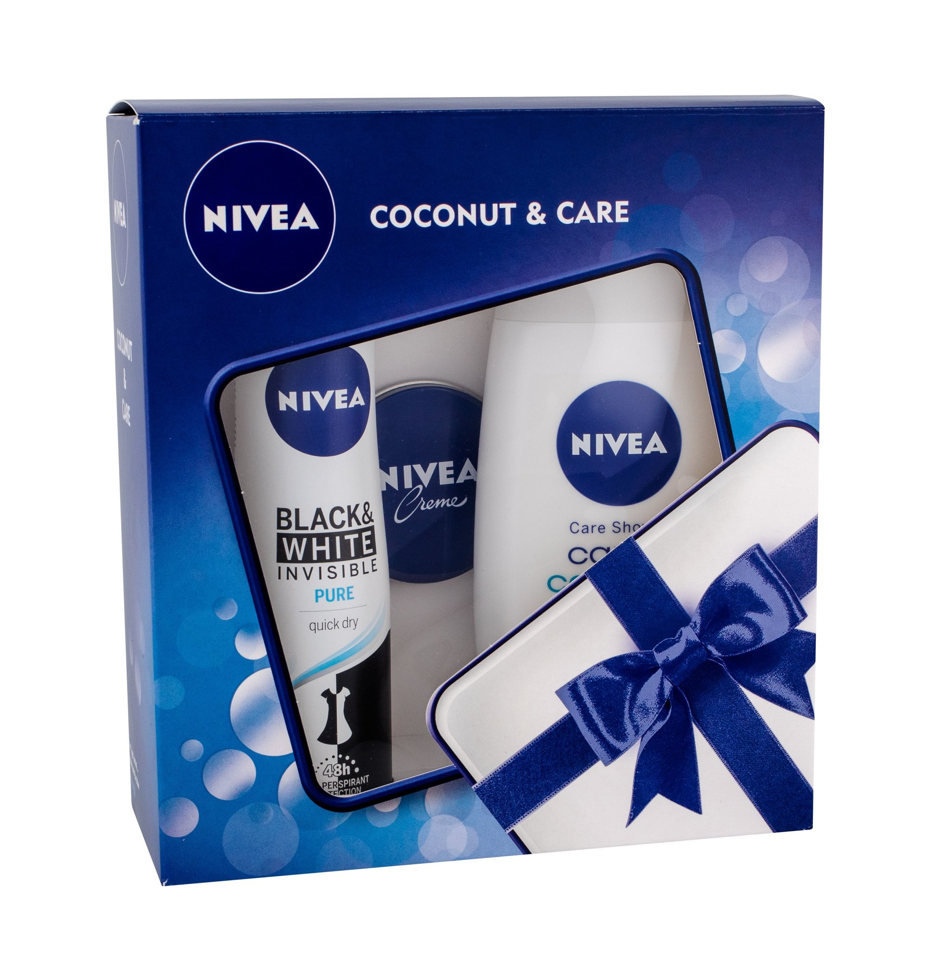 Nivea Care Shower Gel 250ml