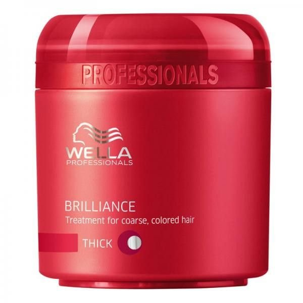 Wella Brilliance Hair Mask 150ml