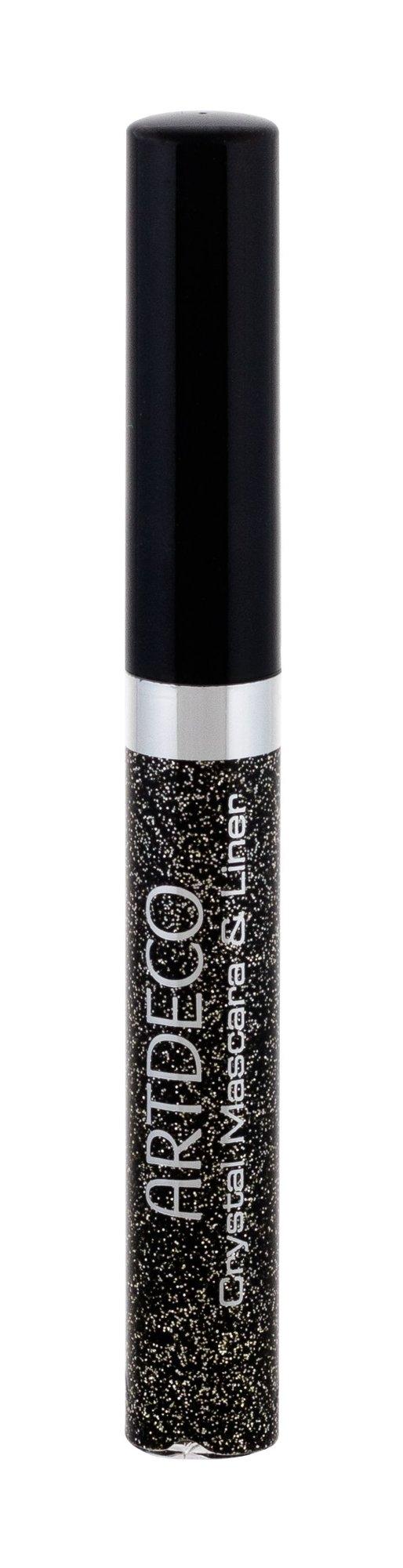 Artdeco Crystal Mascara & Liner Eye Line 5ml 5 Gold Glitter