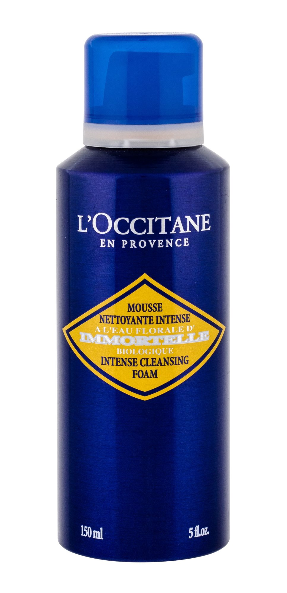L´Occitane Immortelle Cleansing Mousse 150ml  Precious