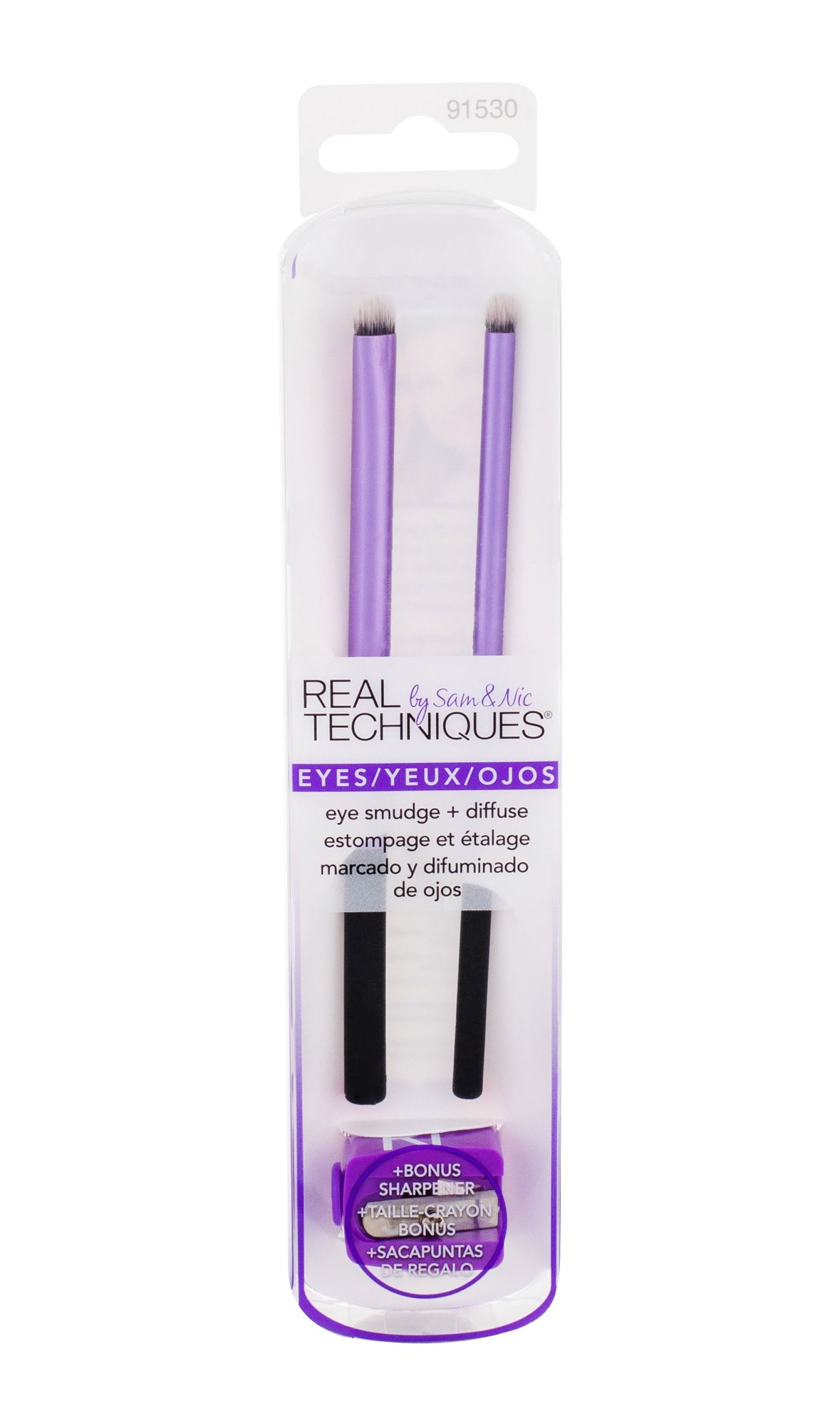 Real Techniques Brushes Brush 3ml  Eyes