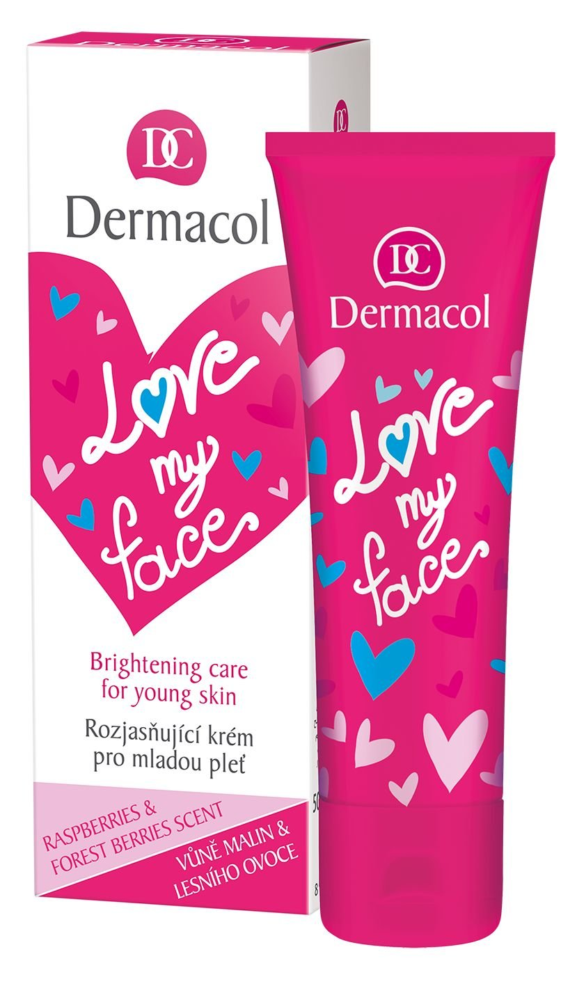 Dermacol Love My Face Day Cream 50ml