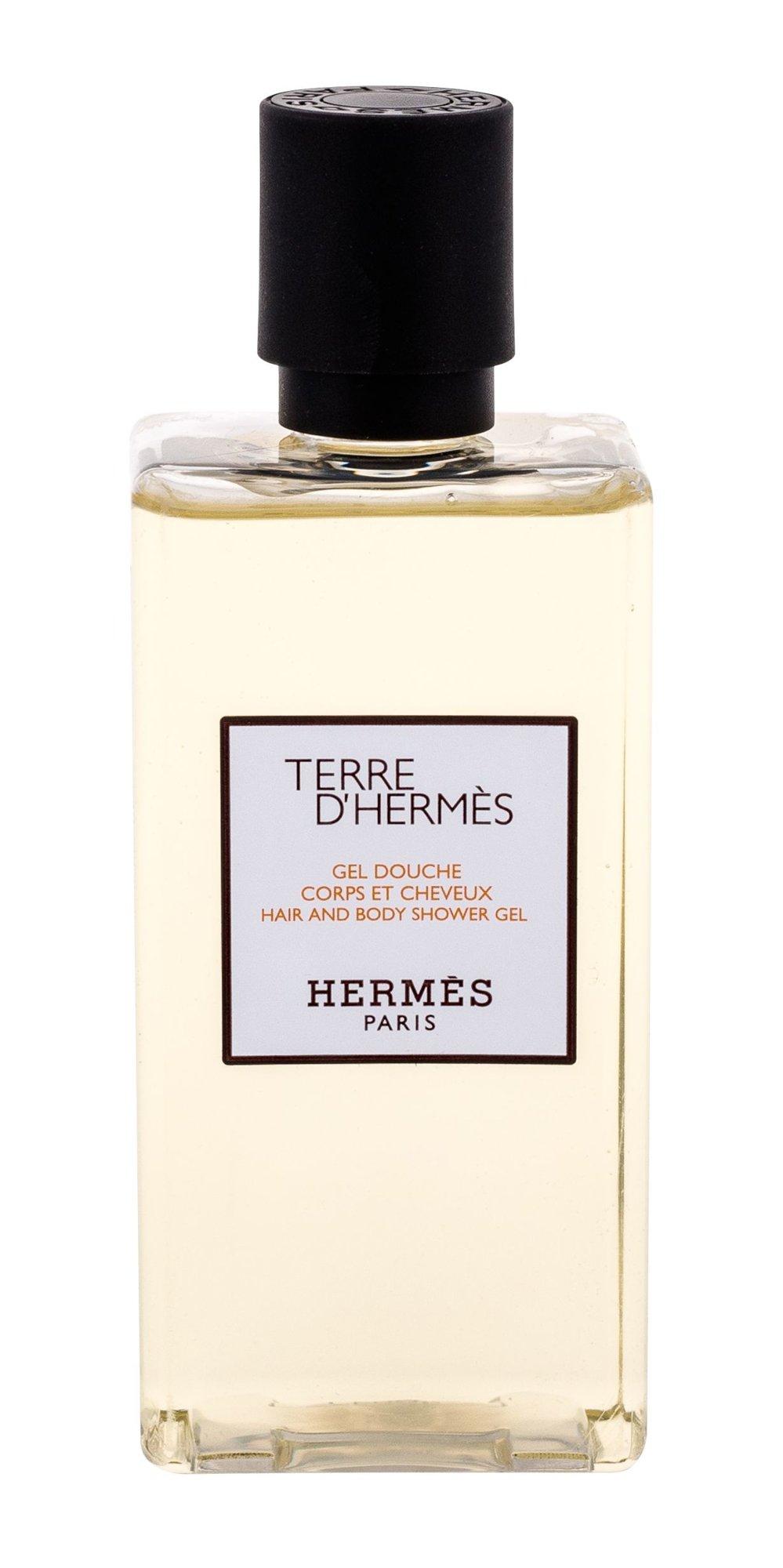 Hermes Terre D´Hermes Shower Gel 80ml