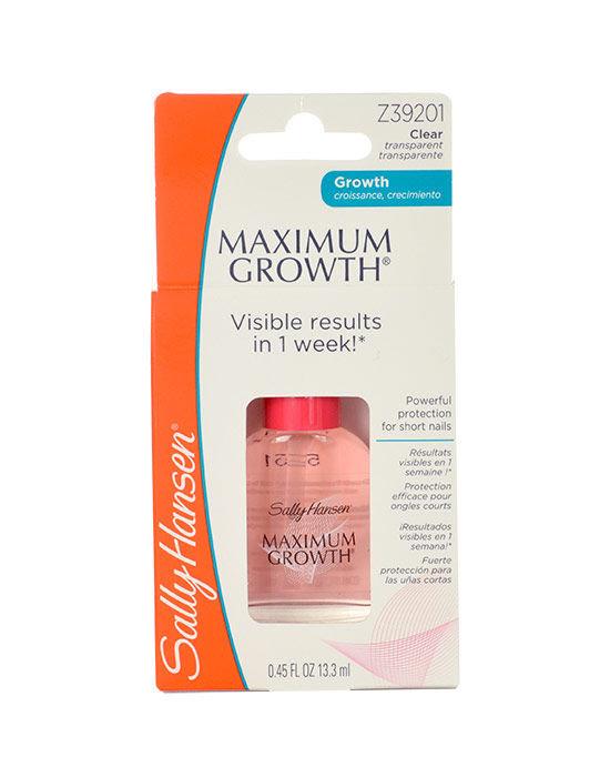 Sally Hansen Maximum Growth Nail Treatment Nail Care 13,3ml