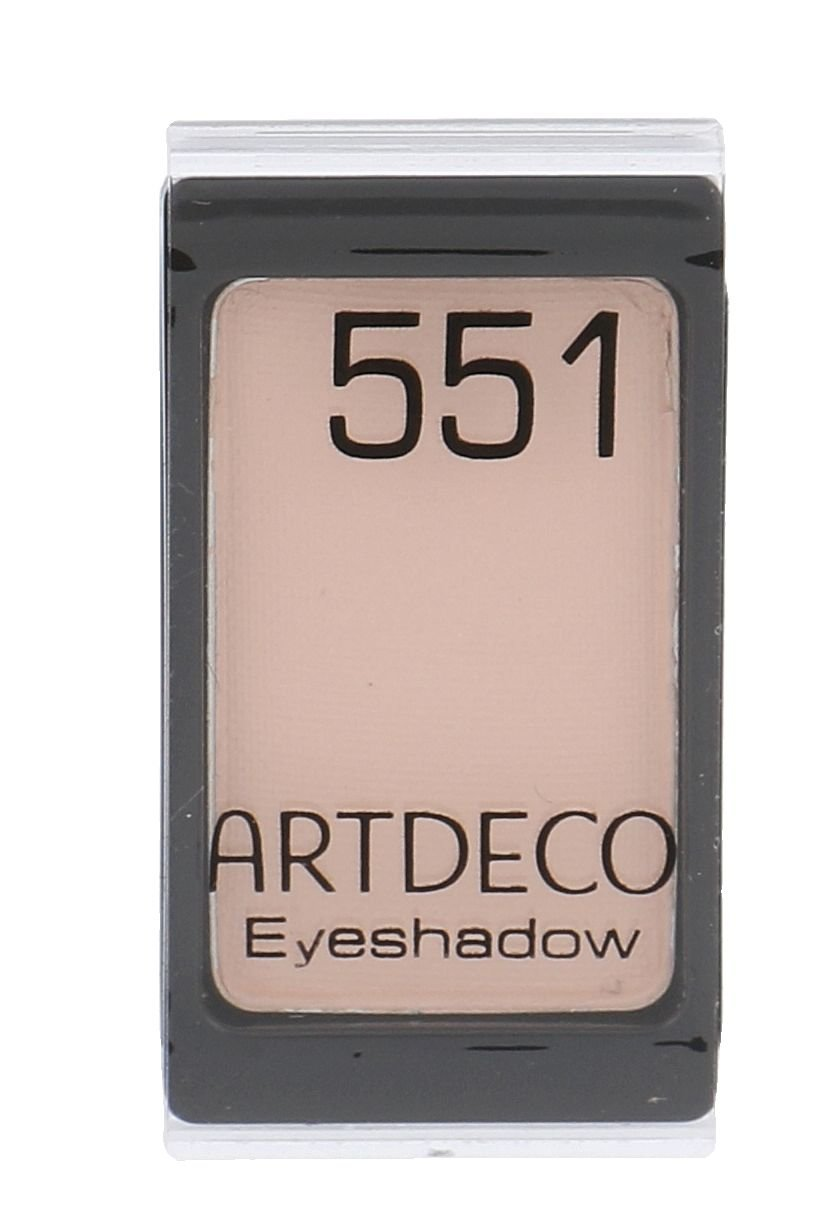 Artdeco Matt Eye Shadow 0,8ml 551 Matt Natural Touch