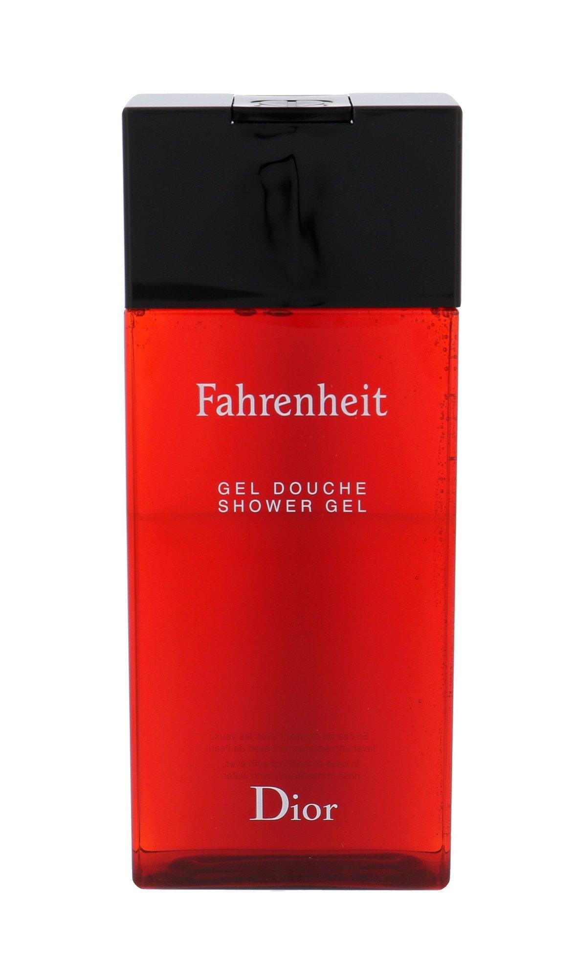 Christian Dior Fahrenheit Shower Gel 200ml