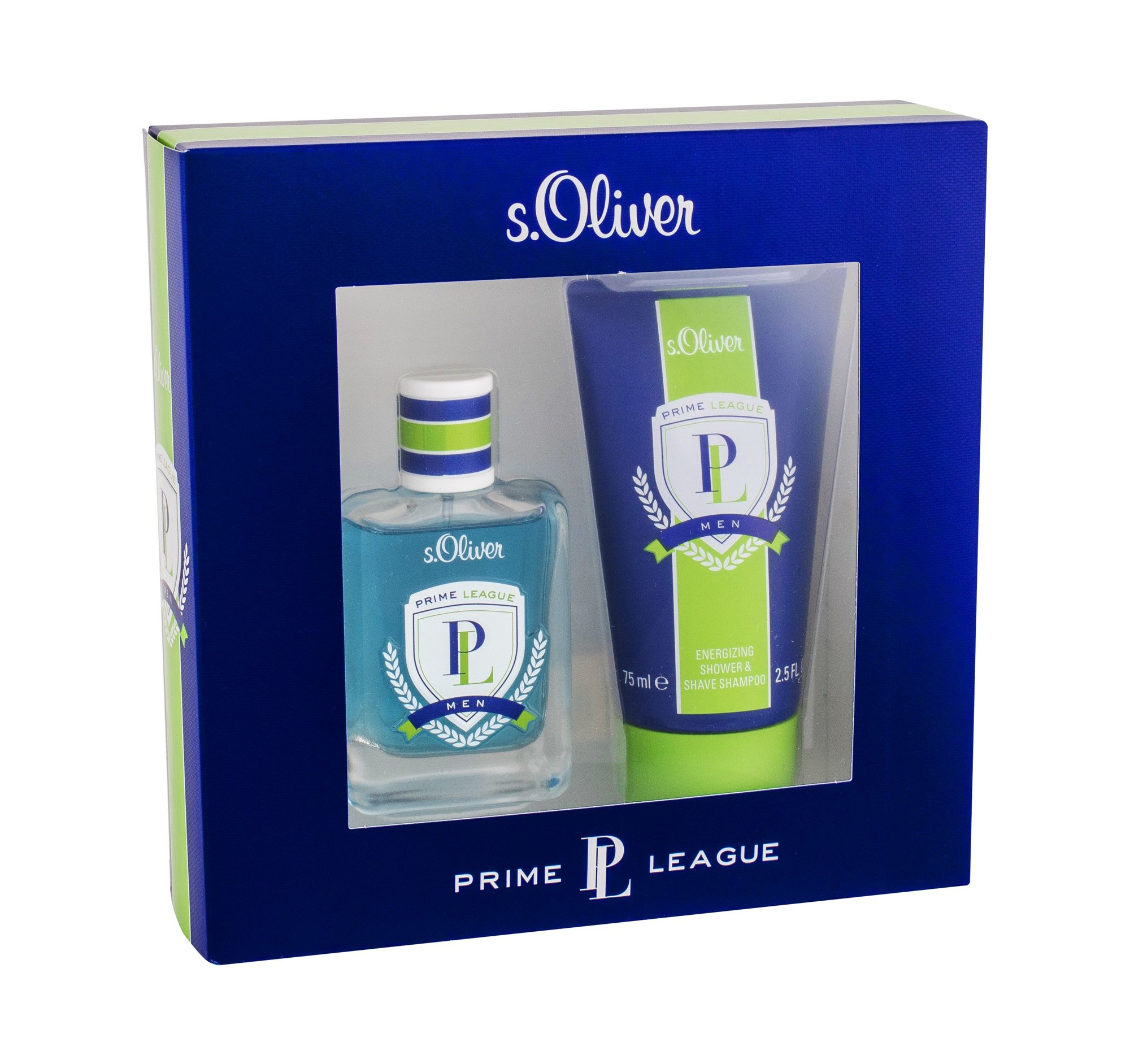 s.Oliver Prime League Eau de Toilette 30ml