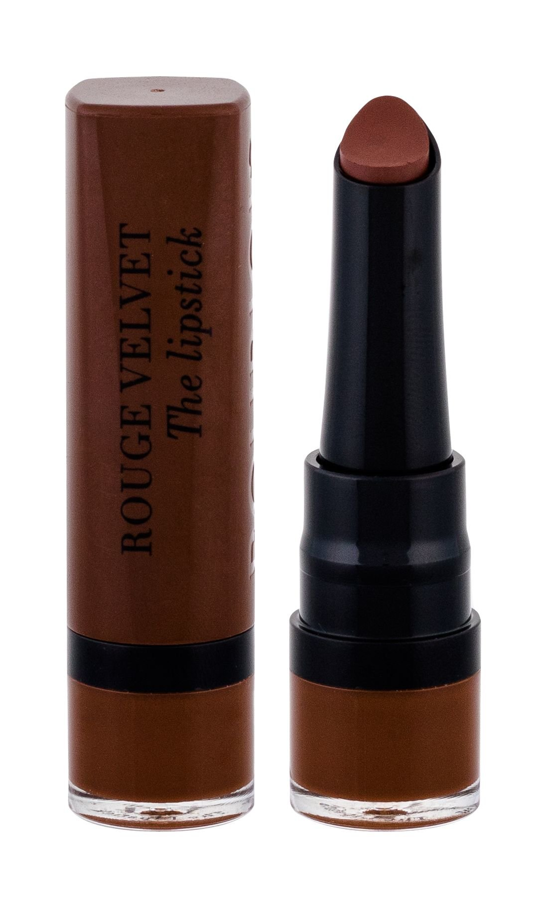 BOURJOIS Paris Rouge Velvet Lipstick 2,4ml 14 Brownette