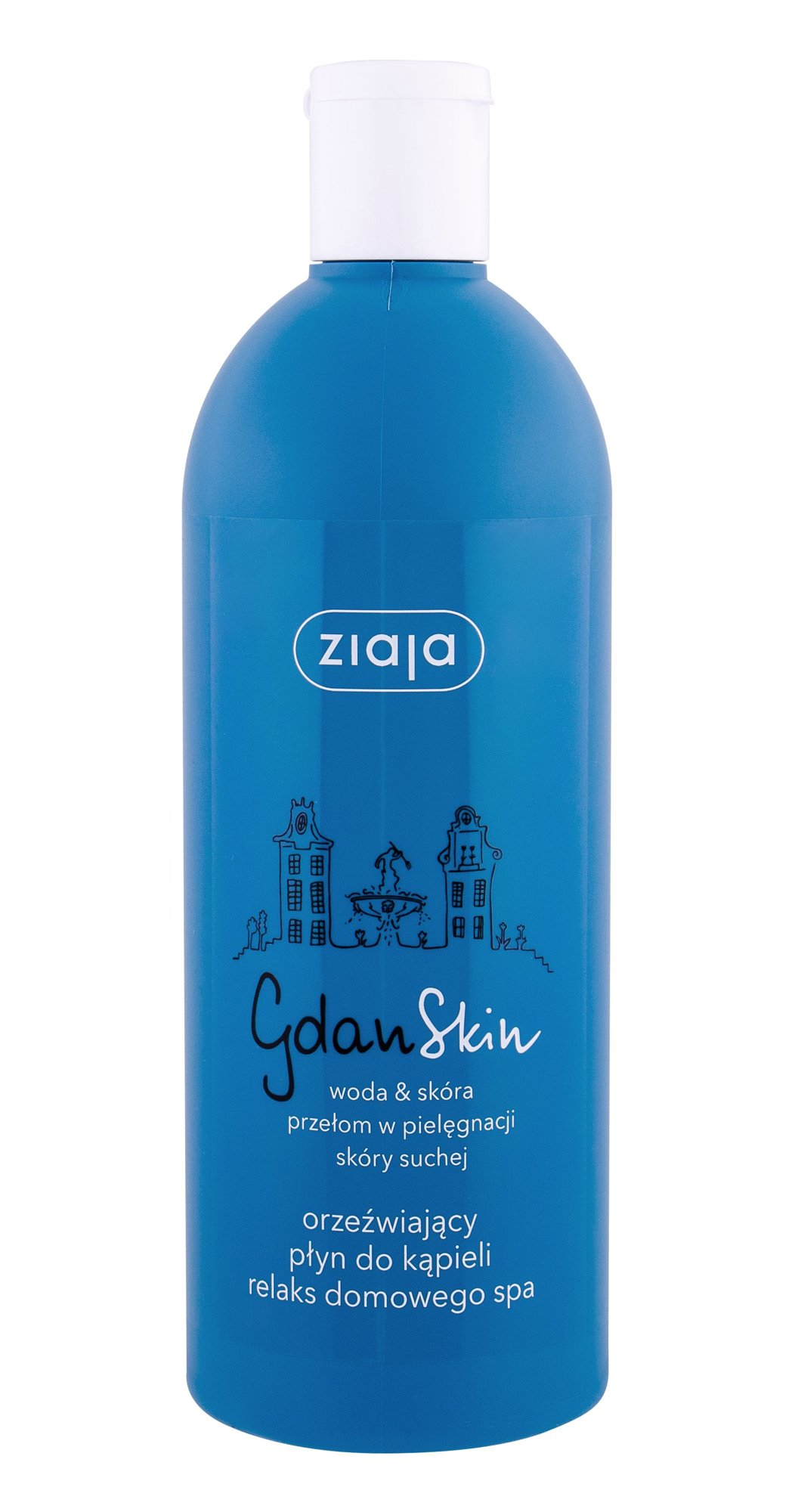 Ziaja GdanSkin Bath Foam 500ml