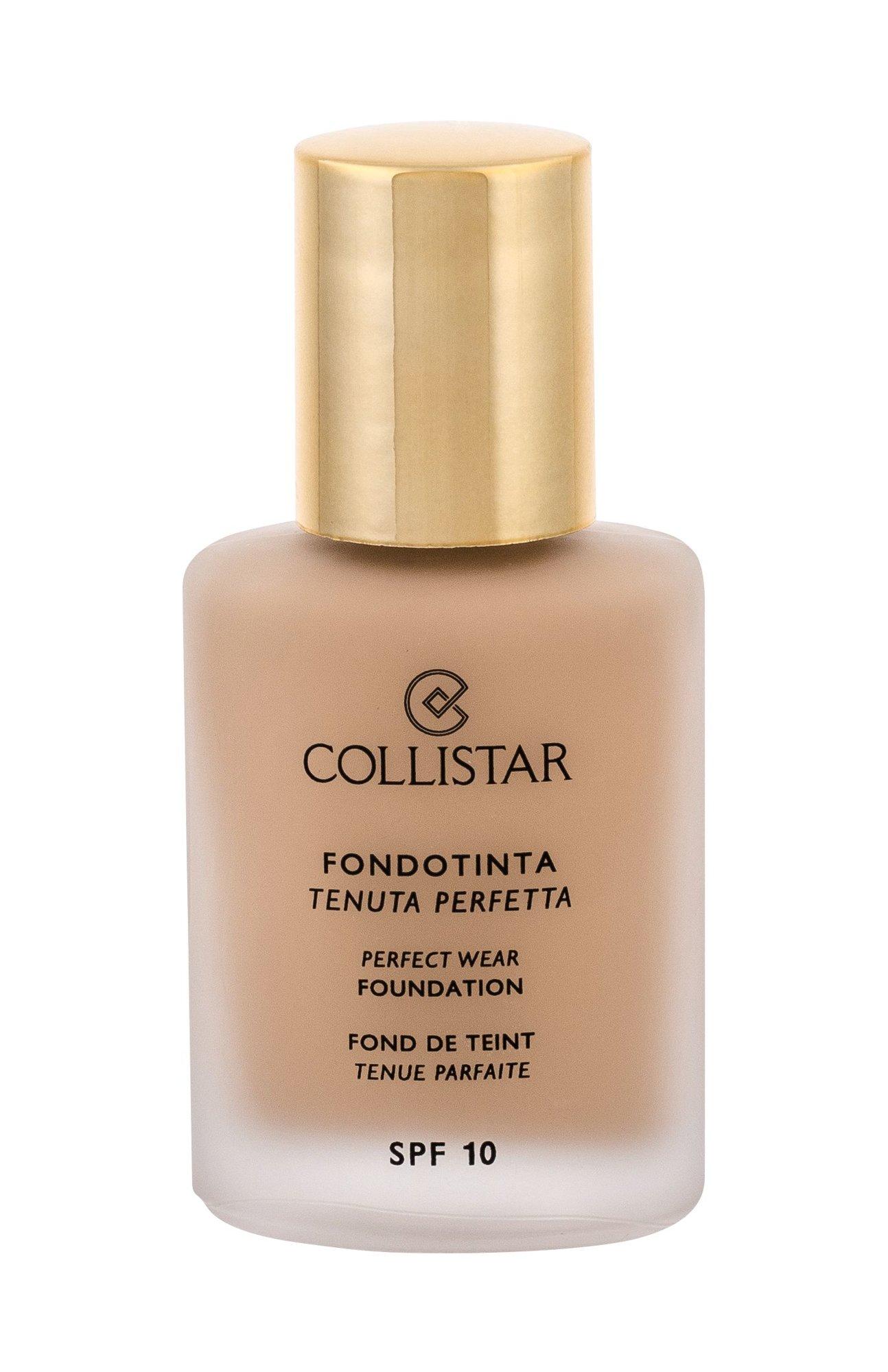 Collistar Perfect Wear Foundation Makeup 30ml 3.1 Sand