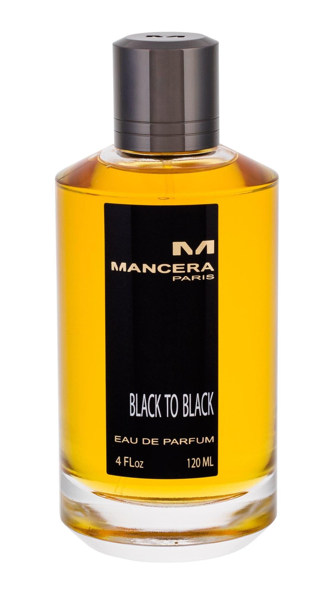 MANCERA Black to Black Eau de Parfum 120ml