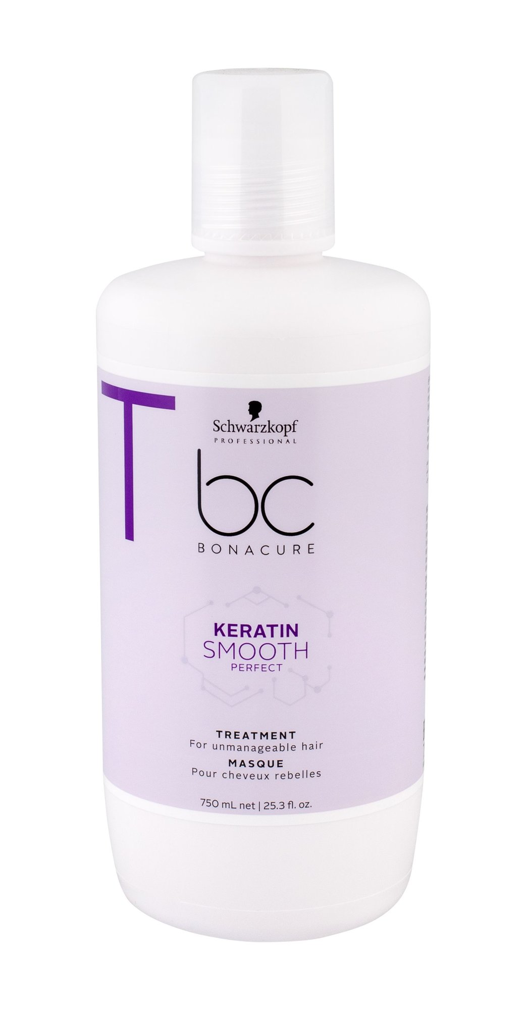 Schwarzkopf BC Bonacure Keratin Smooth Perfect Hair Mask 750ml