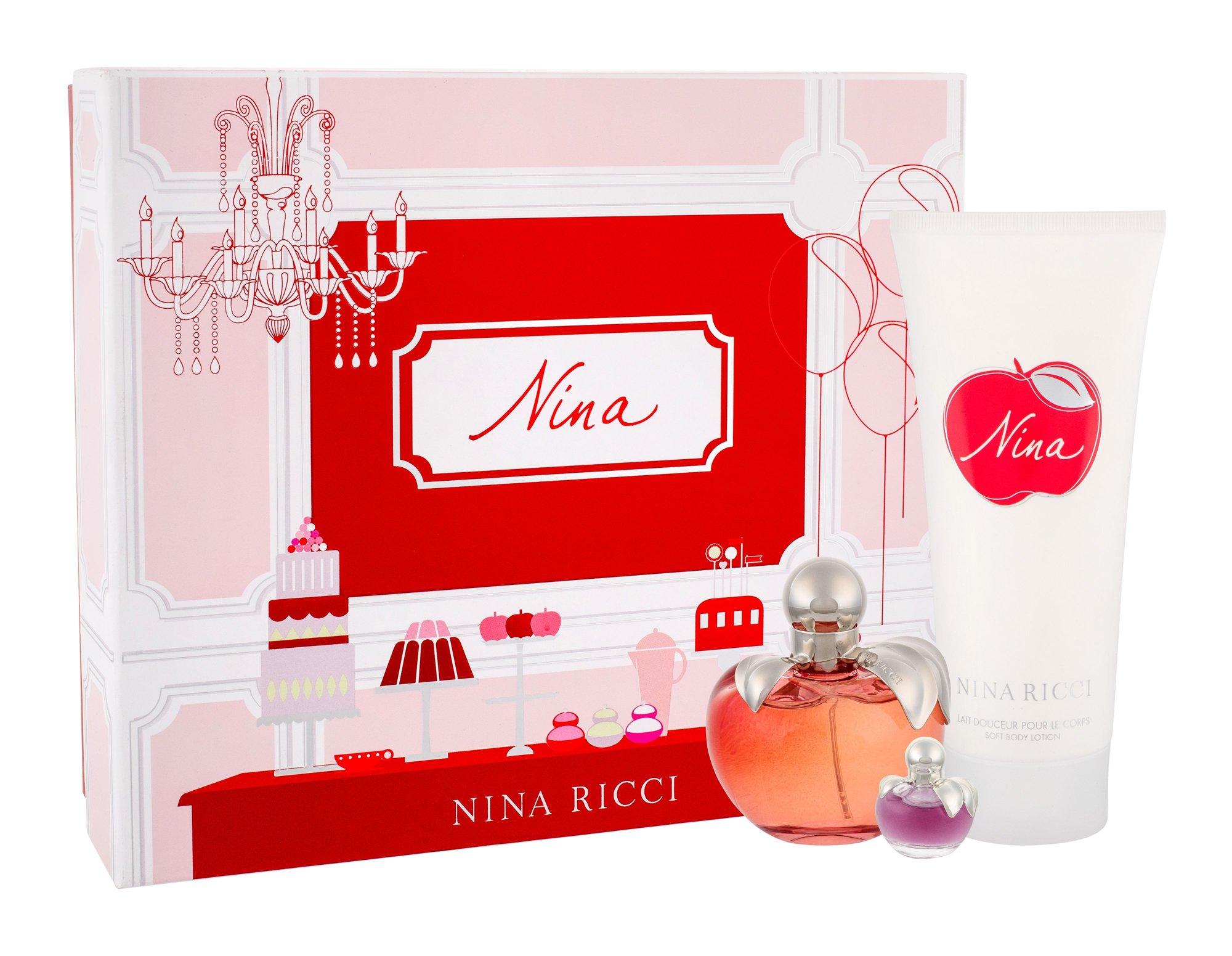 Nina Ricci Nina Eau de Toilette 80ml