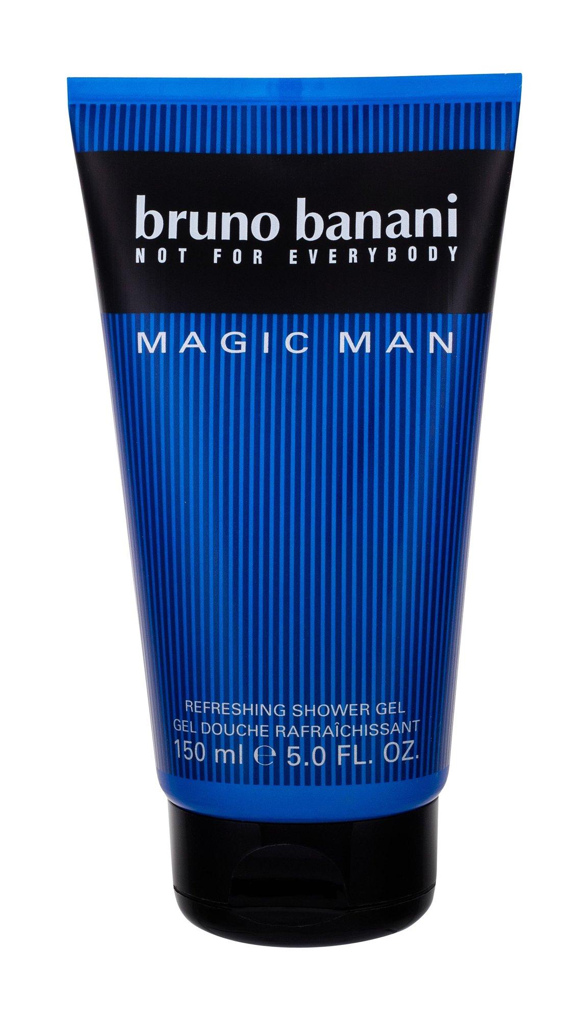Bruno Banani Magic Man Shower Gel 150ml