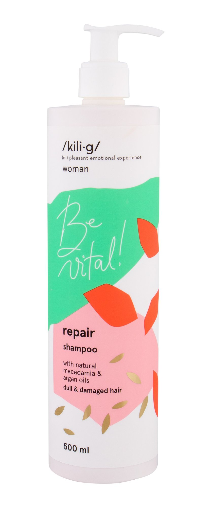kili·g woman repair Shampoo 500ml