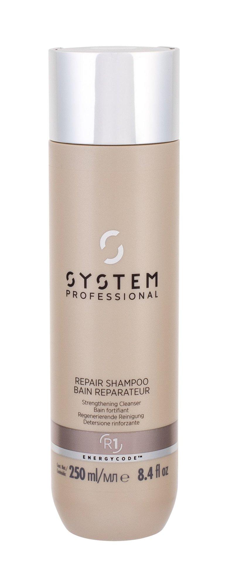System Professional Repair Shampoo 250ml  R1