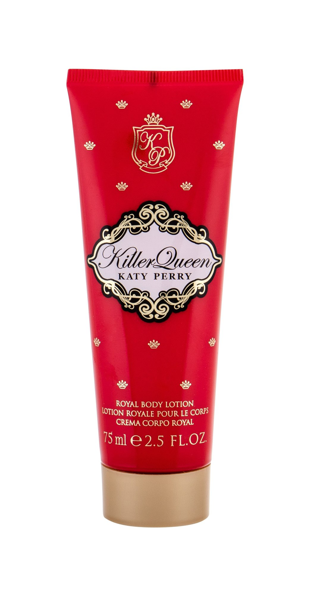 Katy Perry Killer Queen Body Lotion 75ml