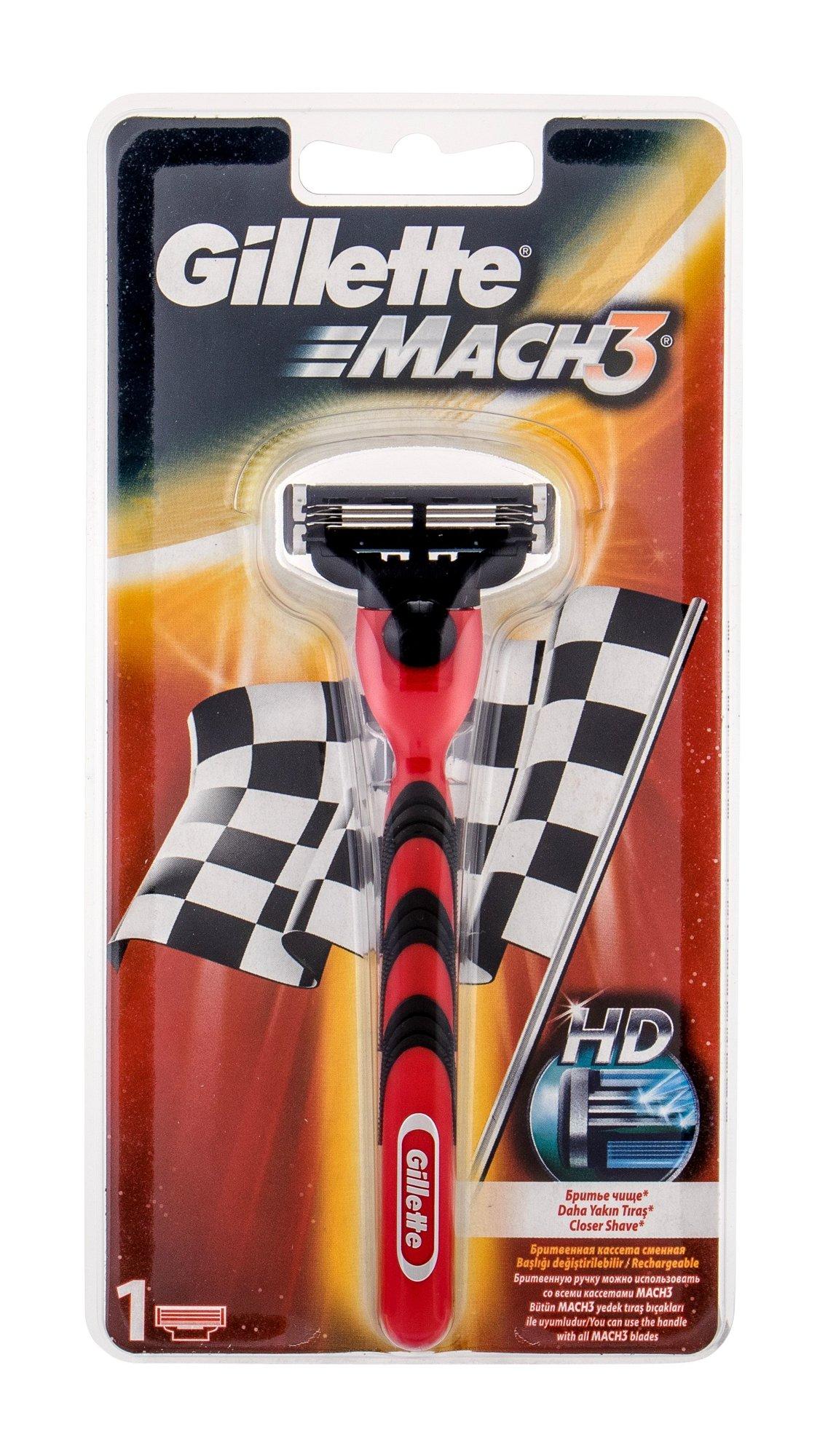 Gillette Mach3 Razor 1ml