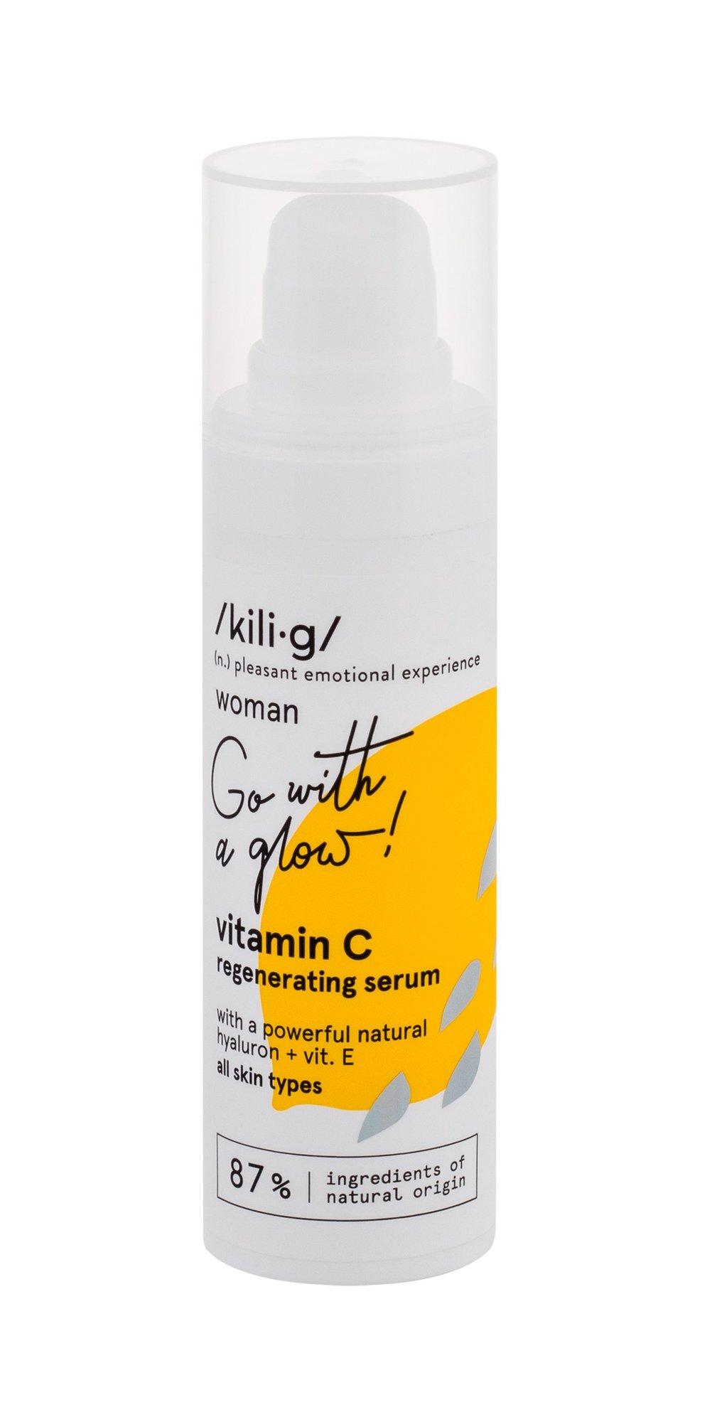 kili·g woman vitamin C Skin Serum 30ml