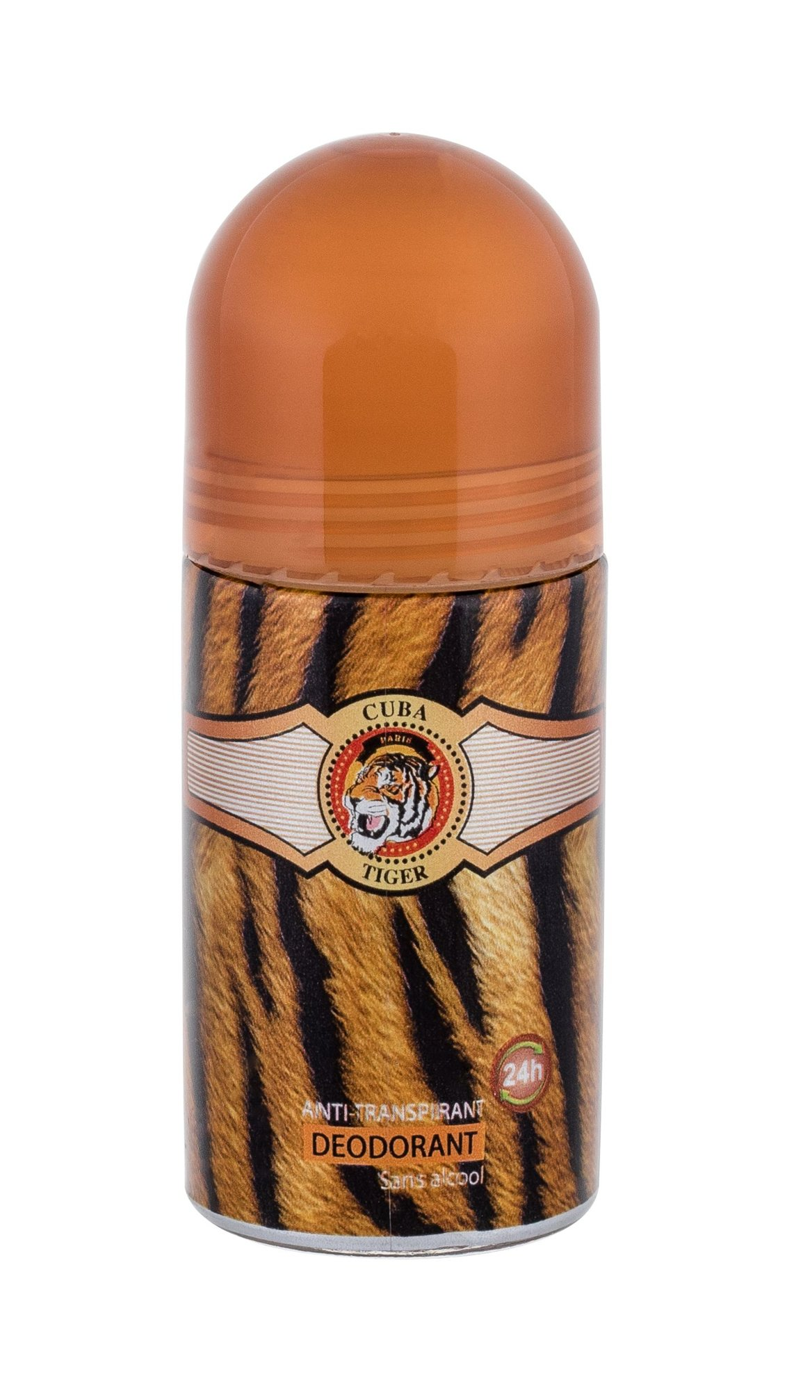 Cuba Tiger Deodorant 50ml