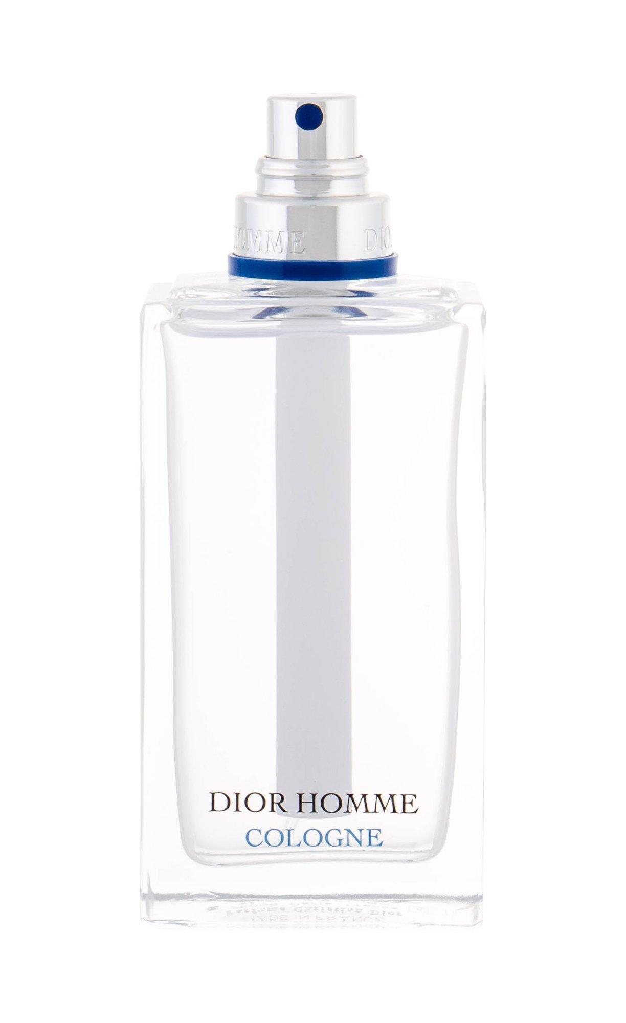 Christian Dior Dior Homme Cologne Eau de Cologne 75ml  2013