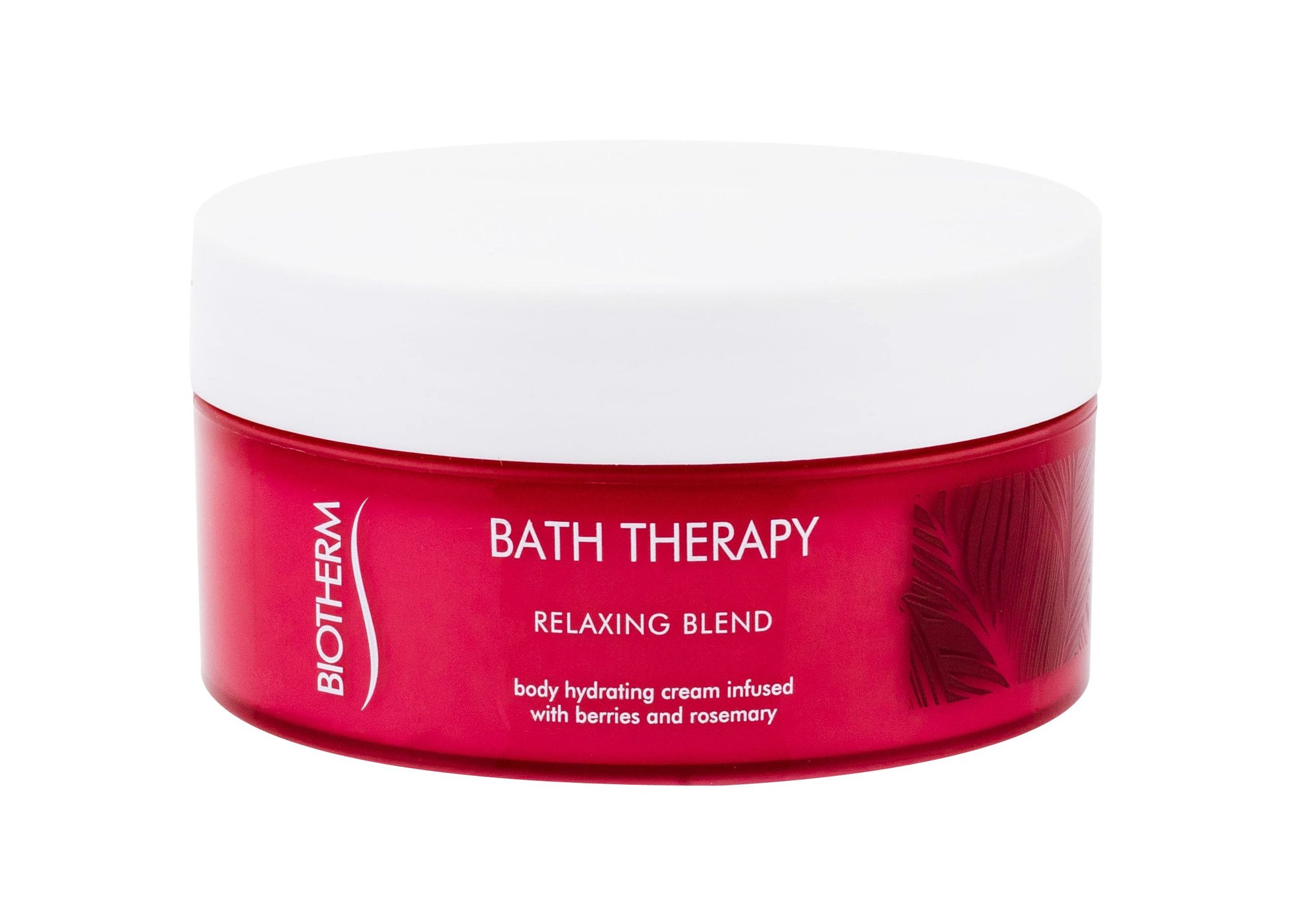 Biotherm Bath Therapy Body Cream 200ml  Relaxing Blend