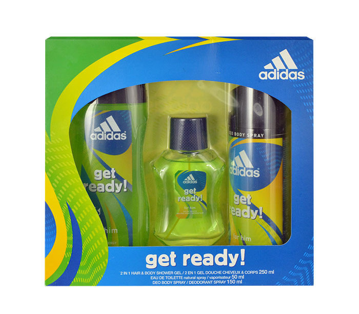 Adidas Get Ready! For Him Eau de Toilette 50ml