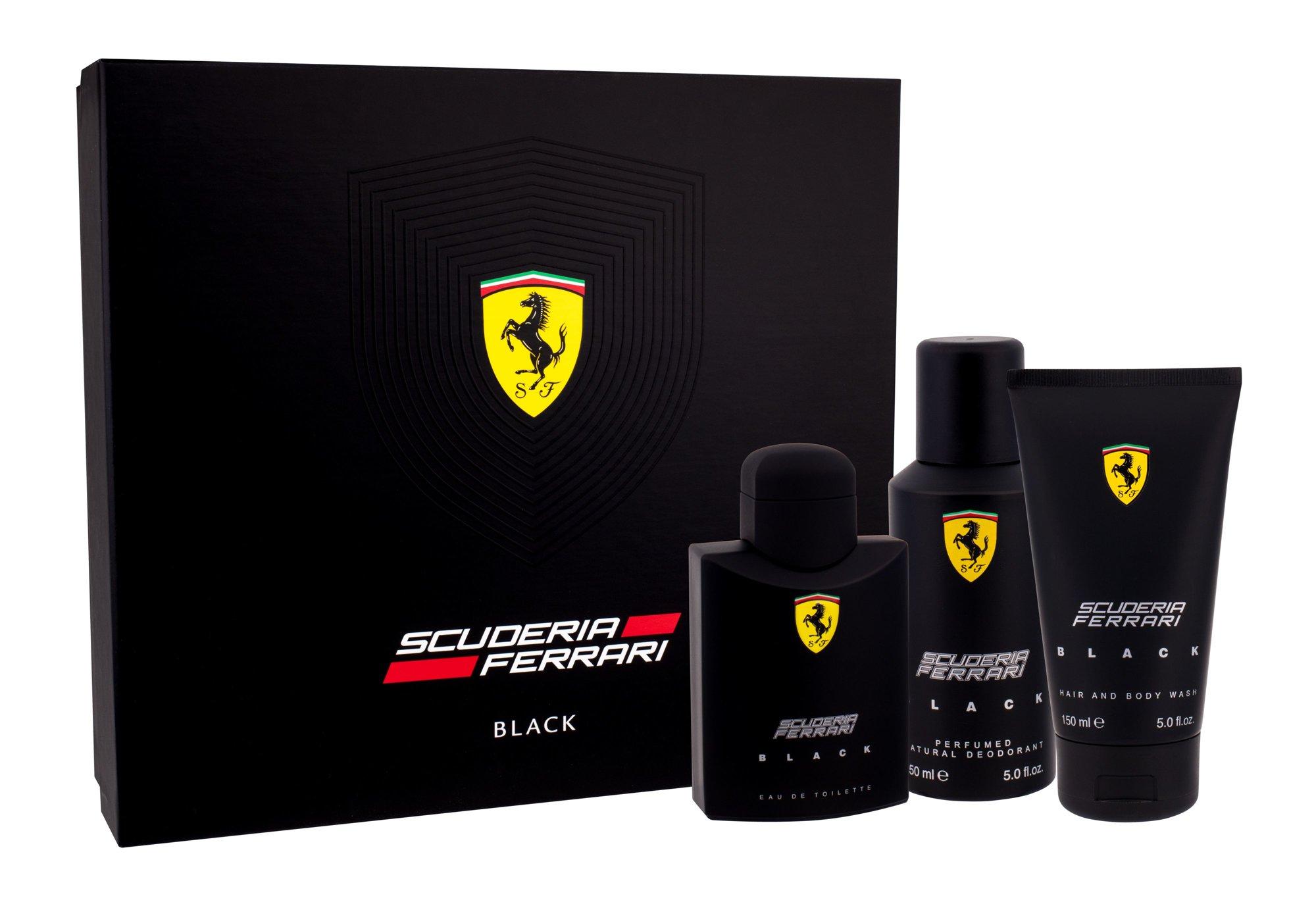 Ferrari Scuderia Ferrari Black Eau de Toilette 125ml