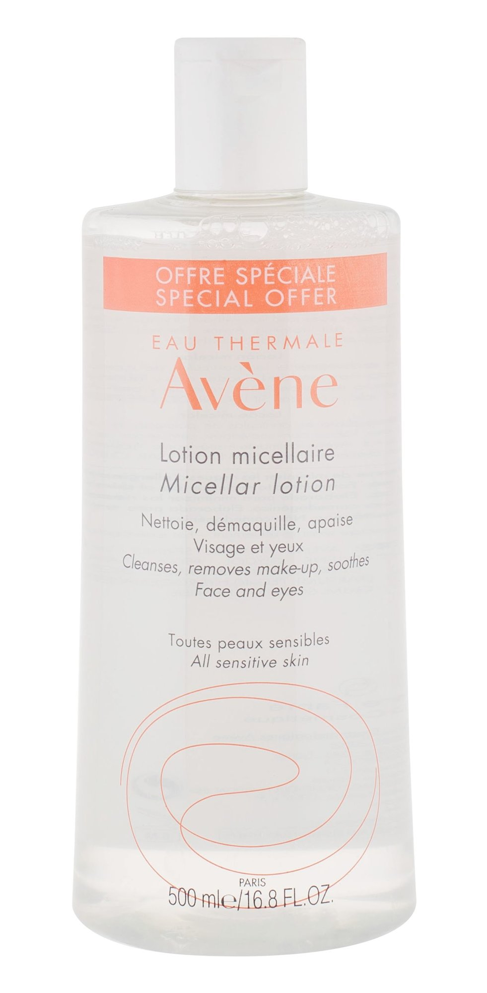 Avene Daily Essentials Micellar Water 500ml