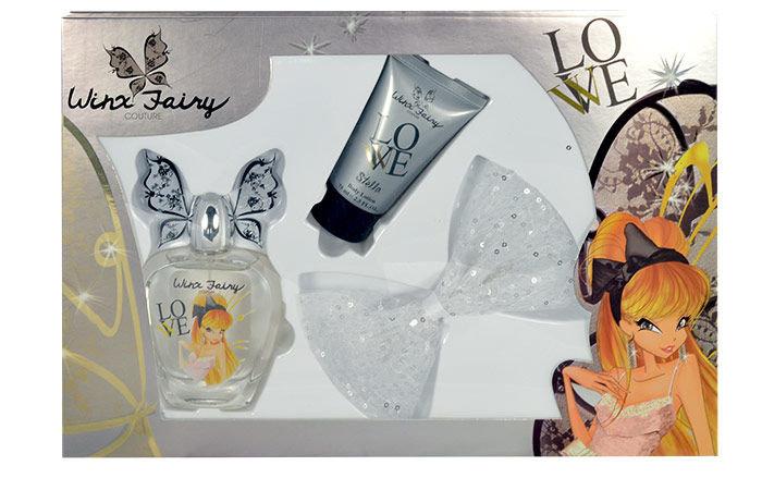 Winx Fairy Couture Stella Eau de Toilette 100ml