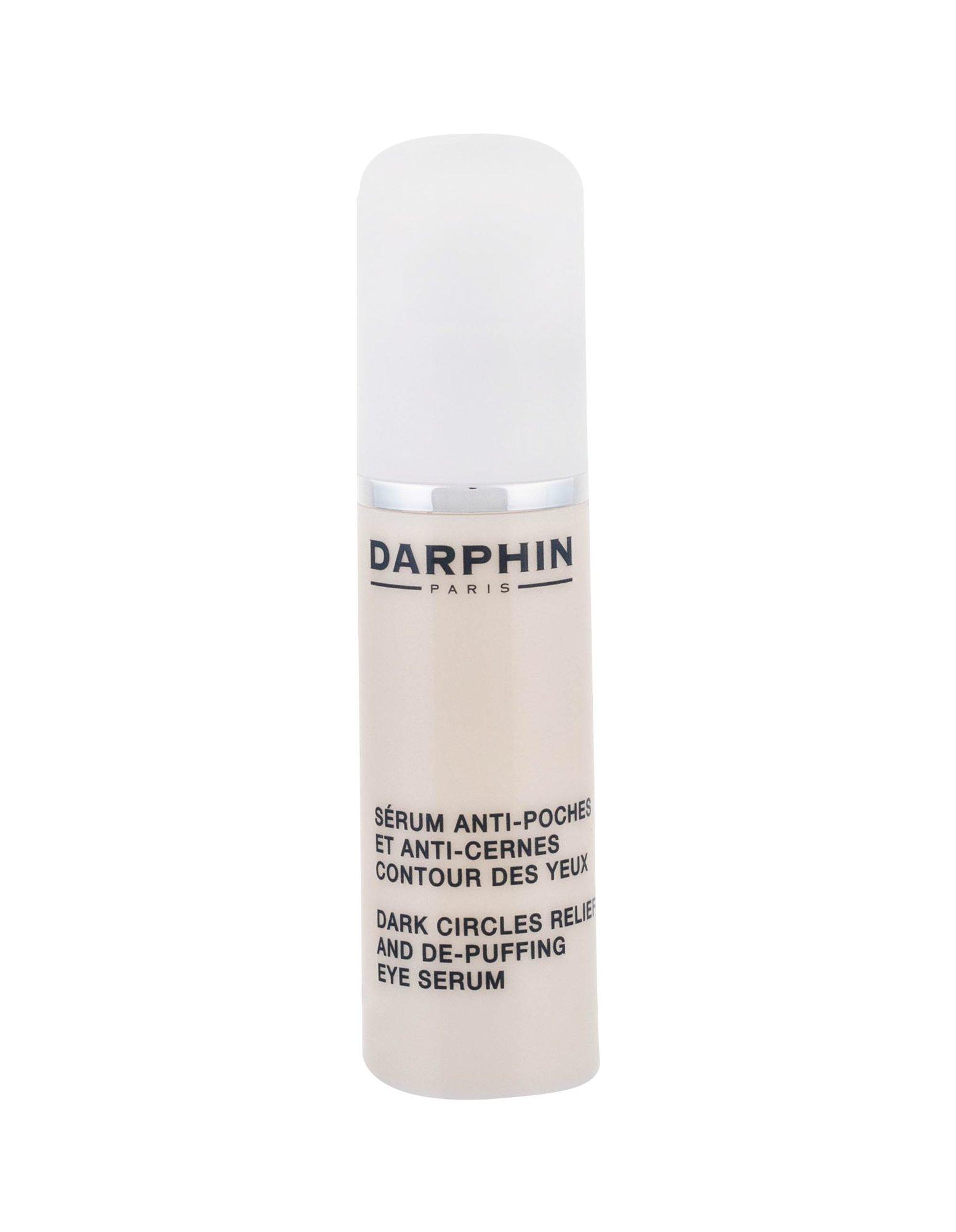 Darphin Eye Care Eye Gel 15ml  Dark Circles Relief And De-Puffing Eye Serum