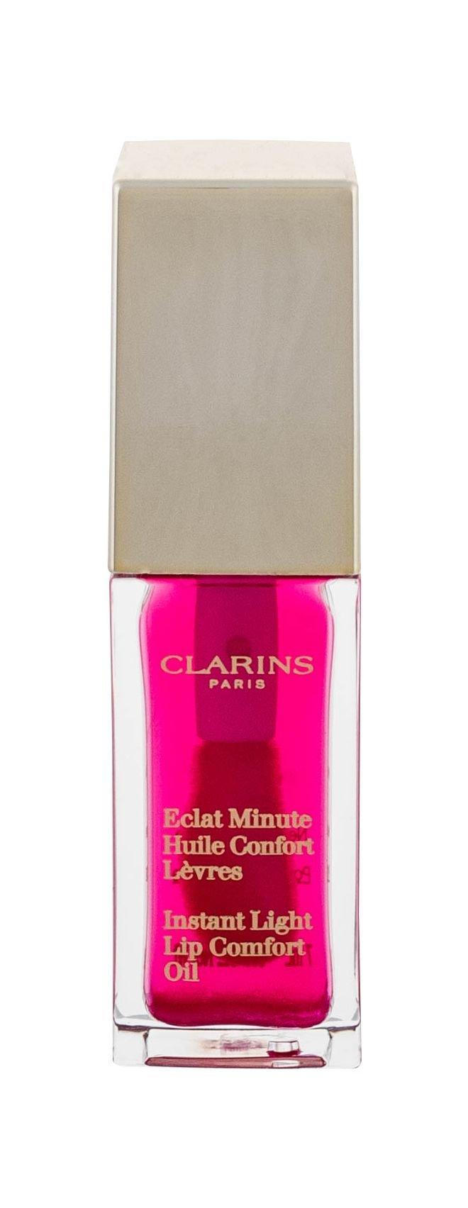 Clarins Instant Light Lip Gloss 7ml 02 Raspberry