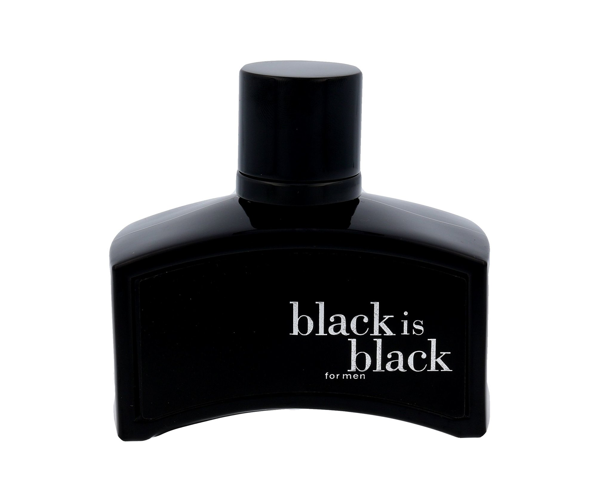 Nuparfums Black is Black Eau de Toilette 100ml