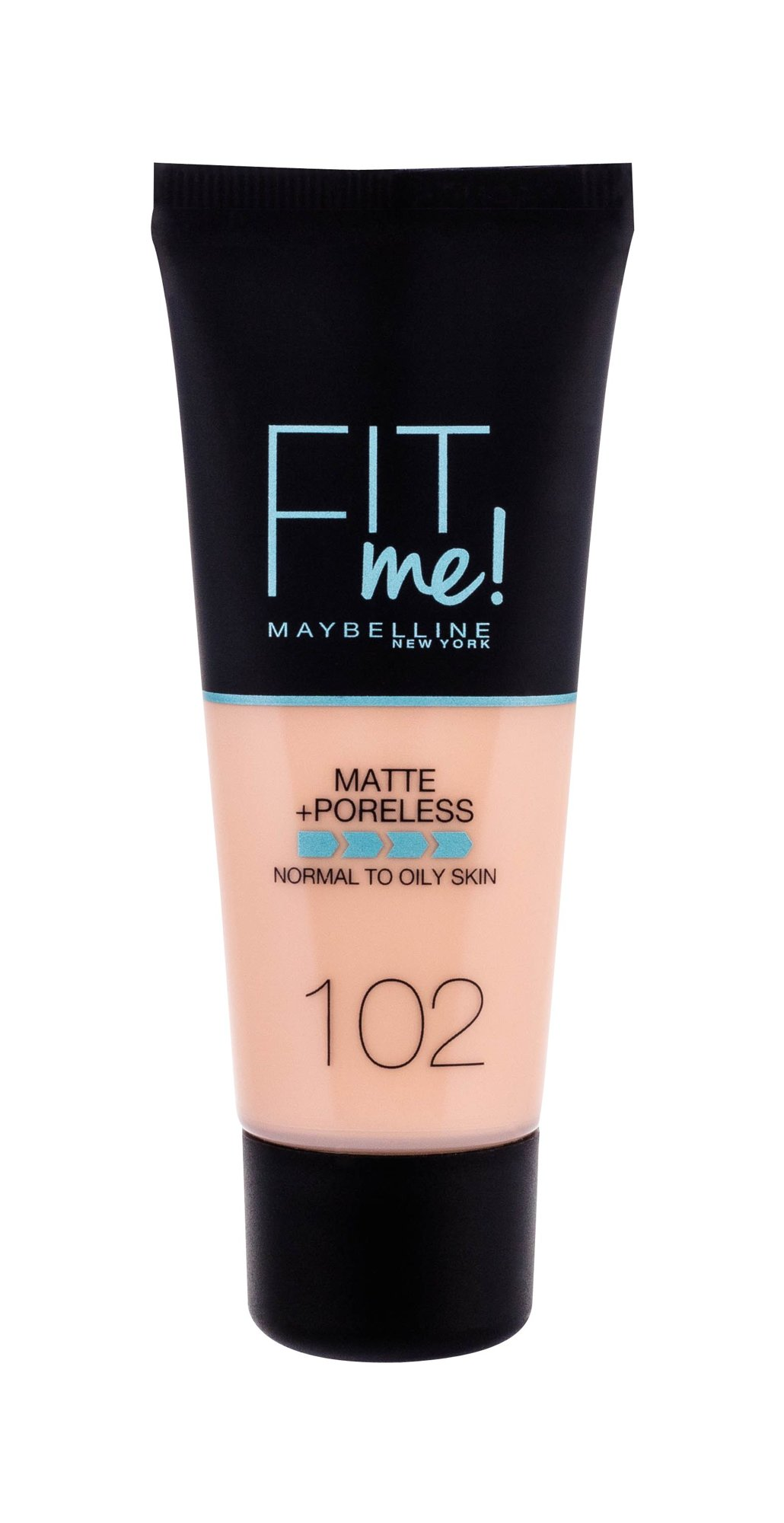 Maybelline Fit Me! Makeup 30ml 102 Fair Ivory