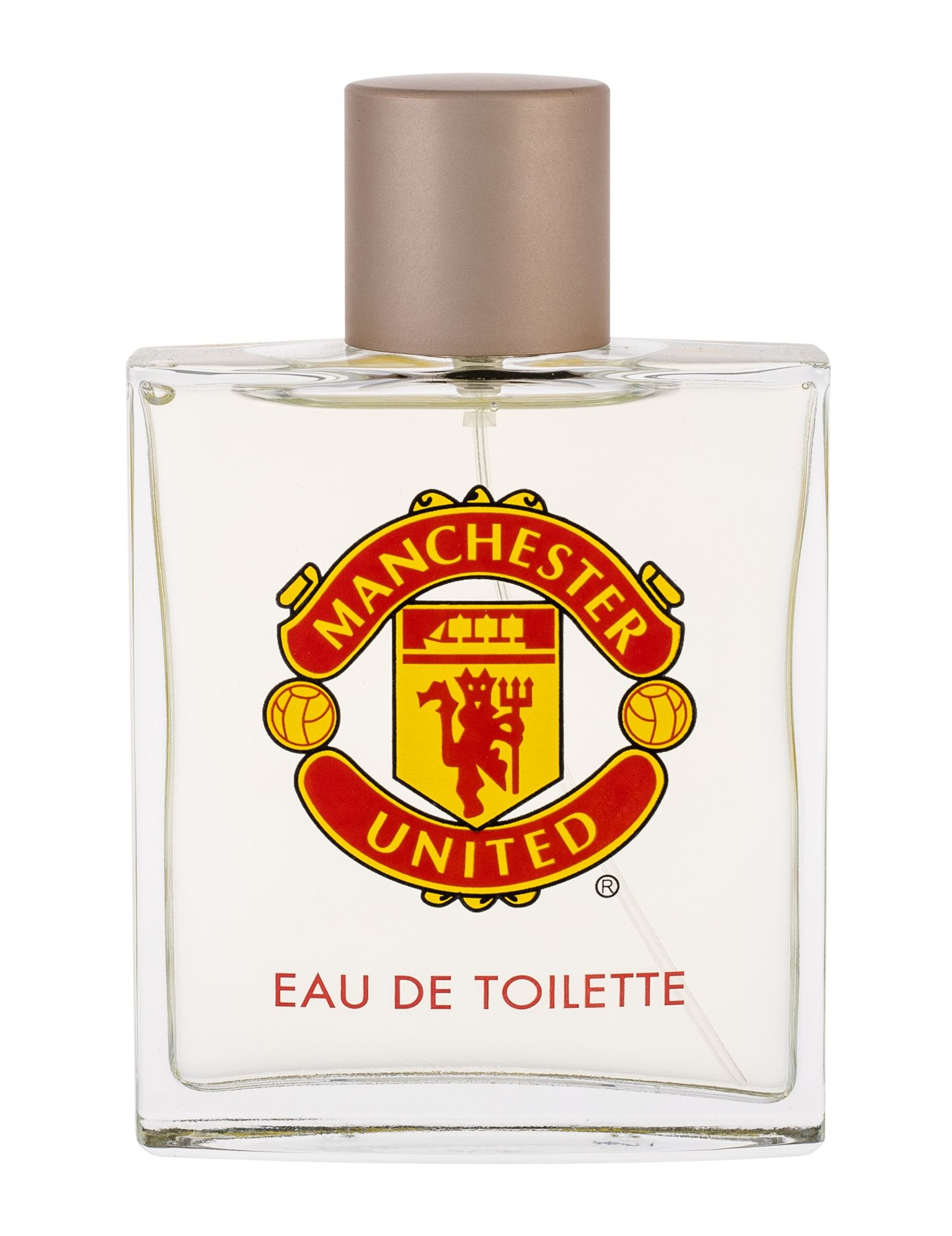 Manchester United Red Eau de Toilette 100ml