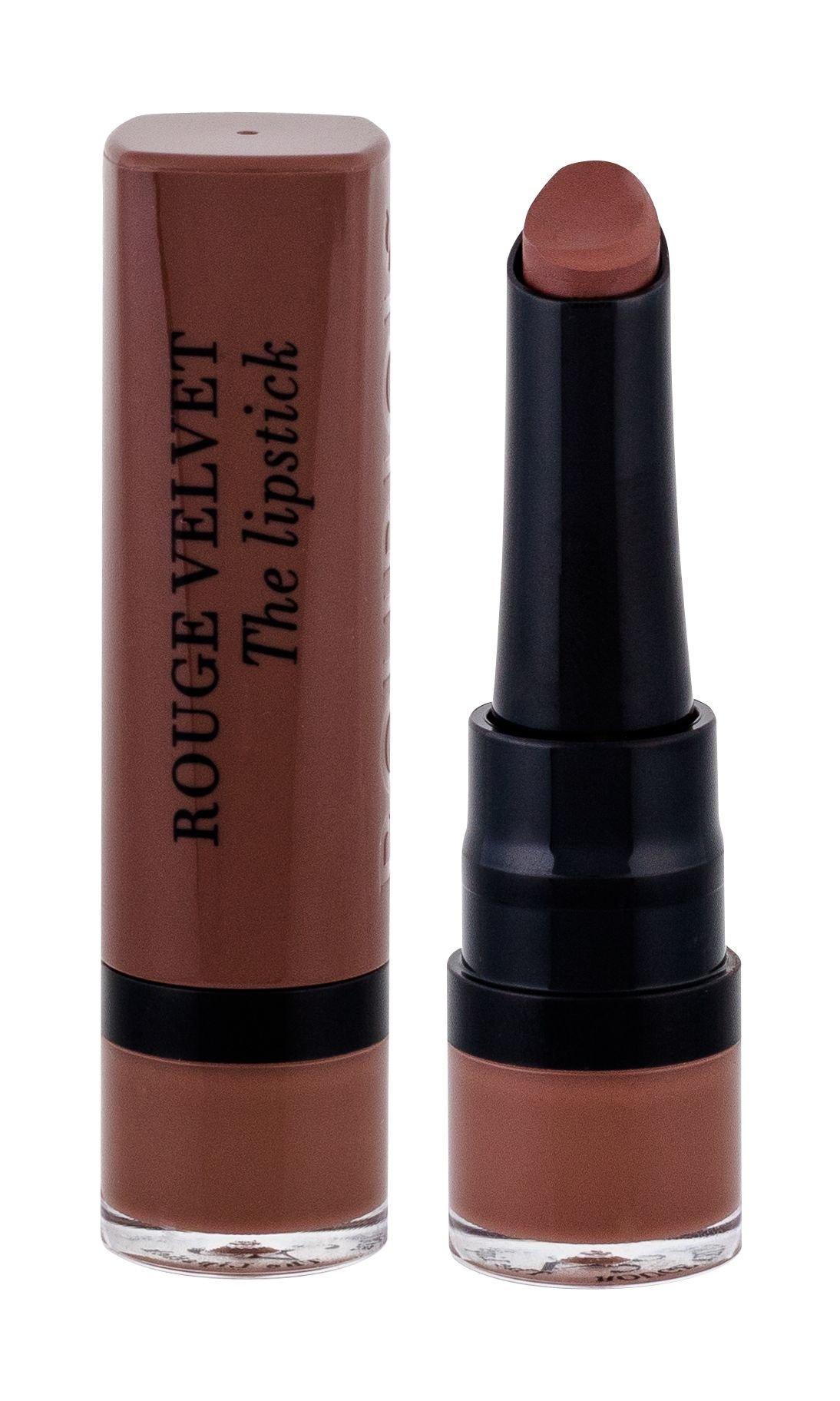 BOURJOIS Paris Rouge Velvet Lipstick 2,4ml 23 Taupe Of Paris