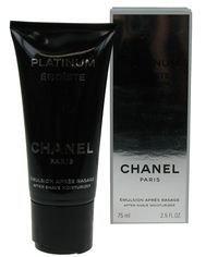 Chanel Platinum Egoiste Pour Homme Aftershave Balm 75ml