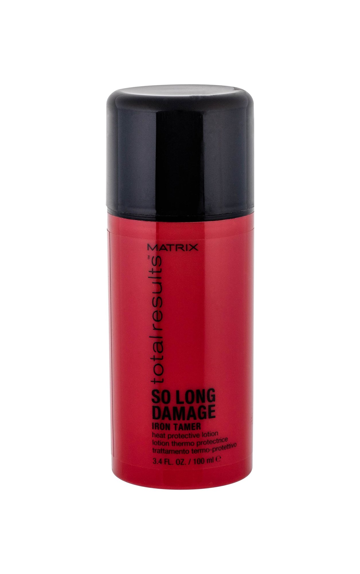 Matrix Total Results So Long Damage Hair Balm 100ml  Iron Tamer