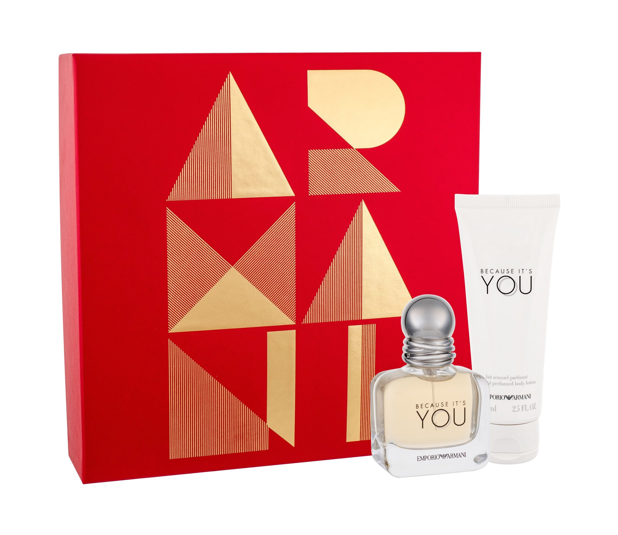 Giorgio Armani Emporio Armani Because It´s You Eau de Parfum 30ml