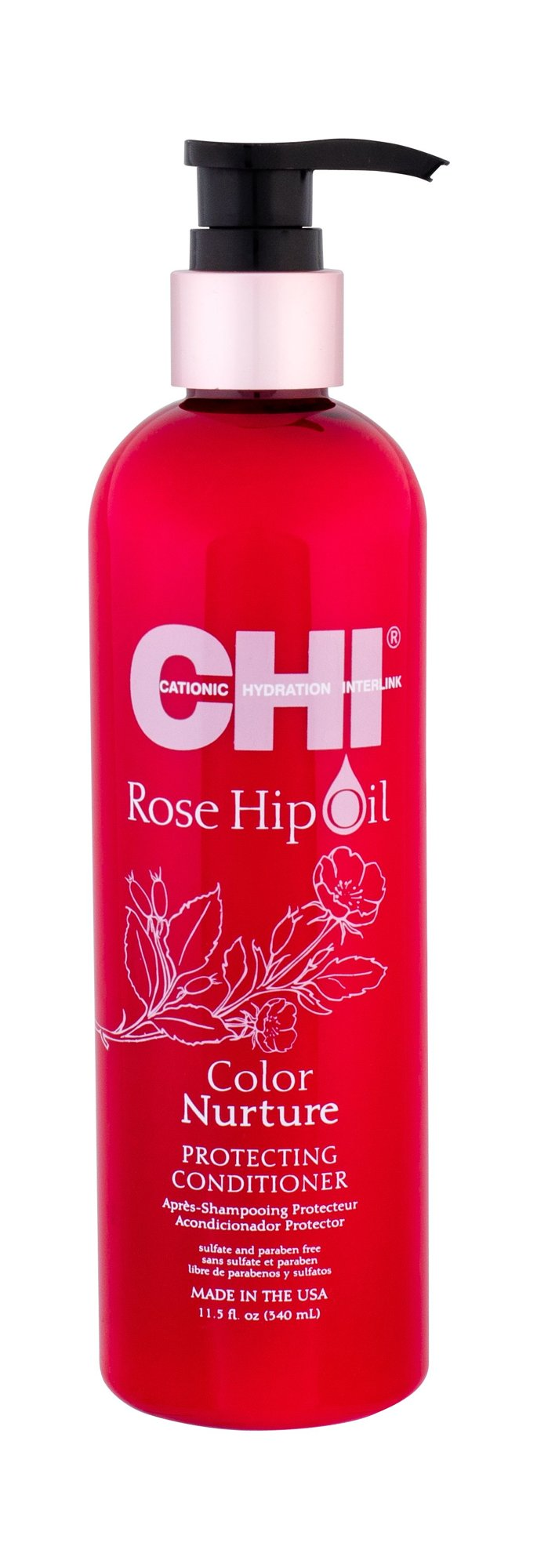 Farouk Systems CHI Rose Hip Oil Conditioner 340ml