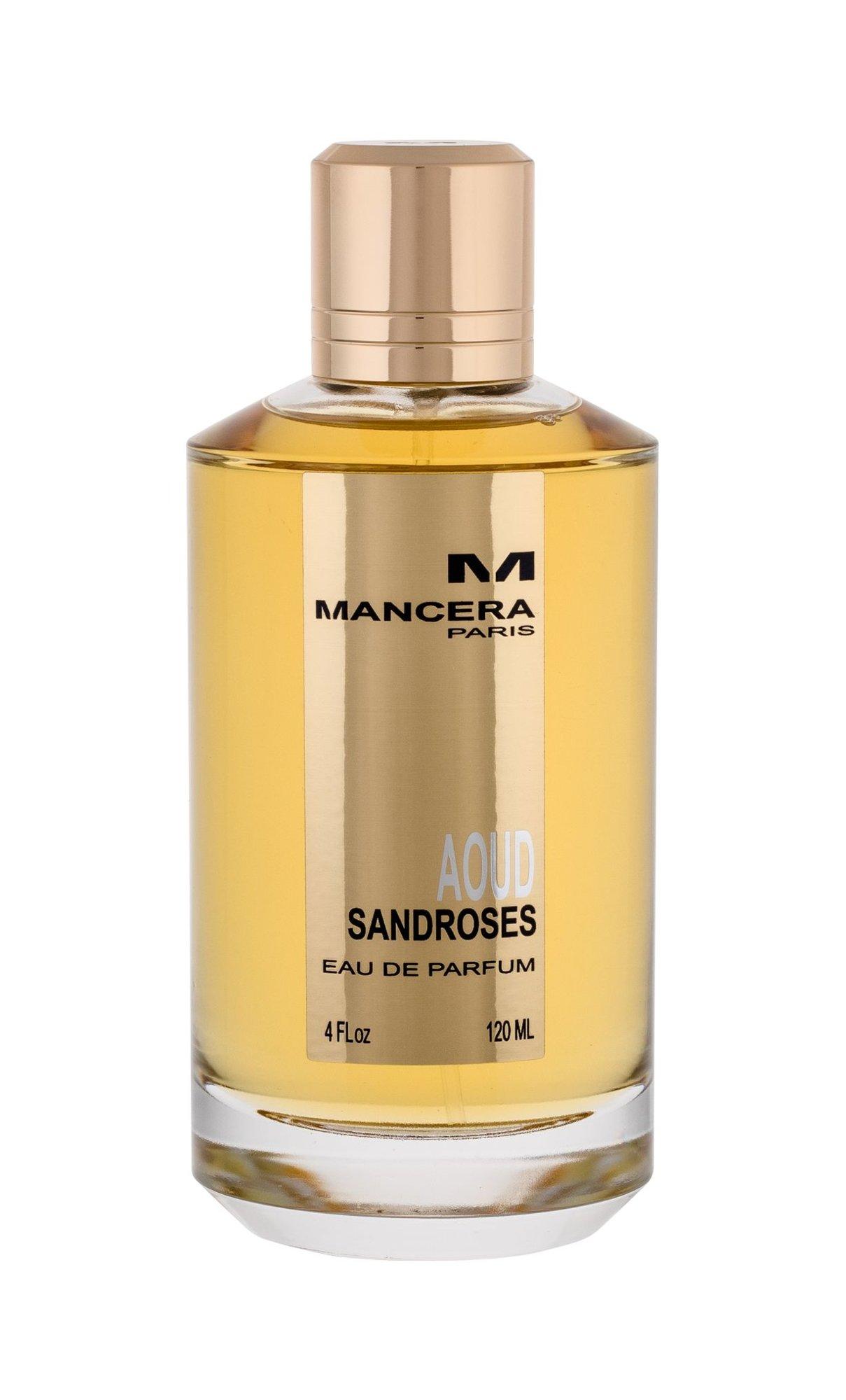MANCERA Aoud Sandroses Eau de Parfum 120ml
