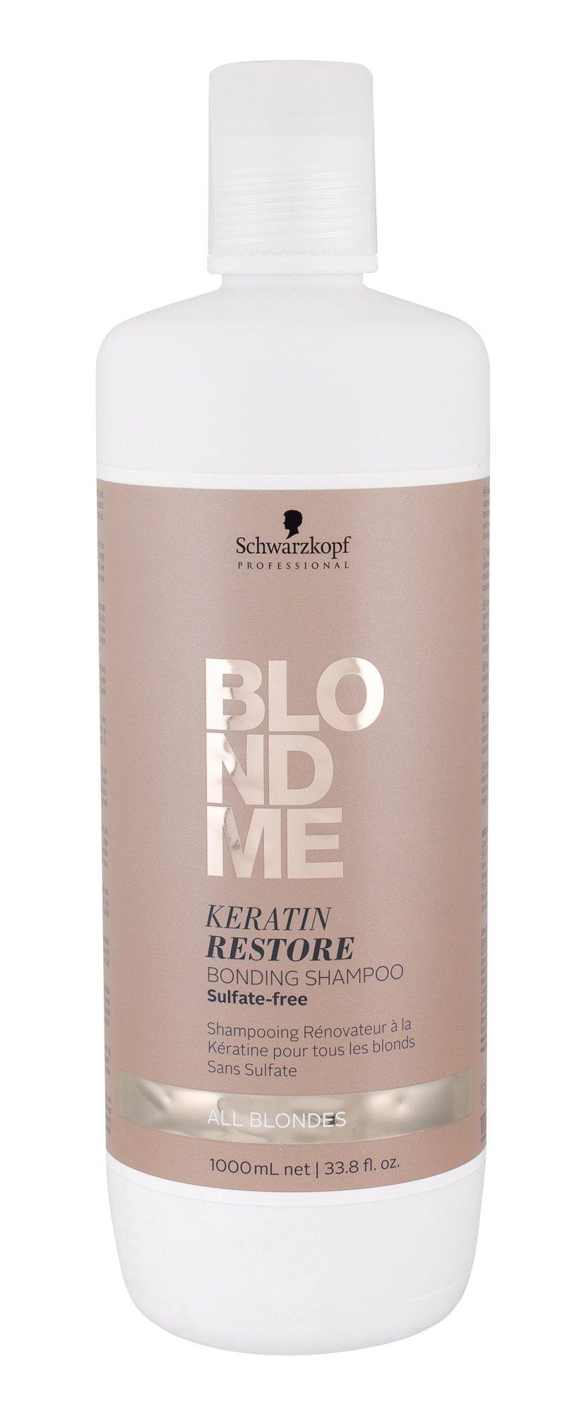 Schwarzkopf Blond Me Shampoo 1000ml